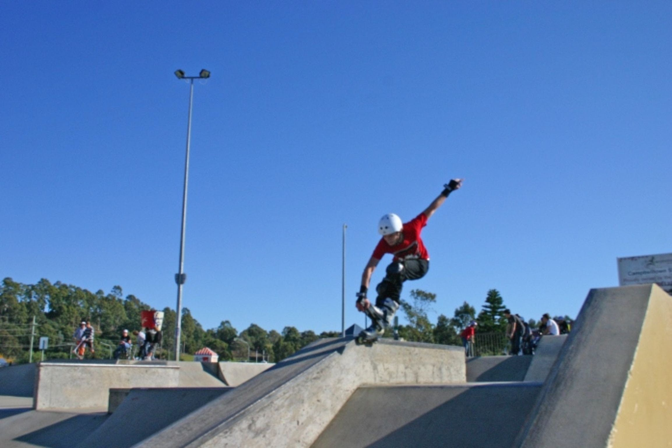 Macquarie Fields Skate Park - ACT Tourism