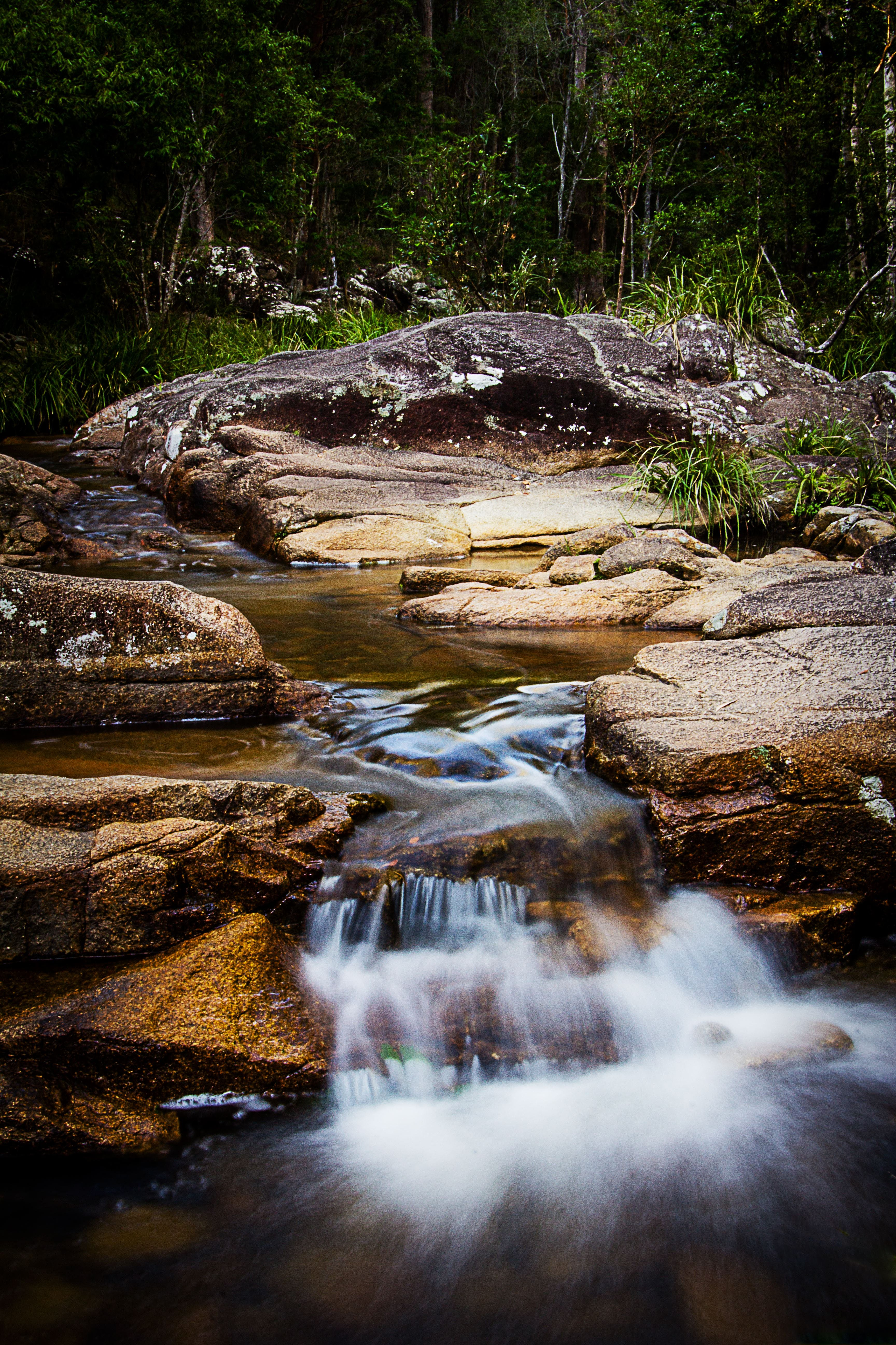 Mothar Mountain Rockpools - ACT Tourism