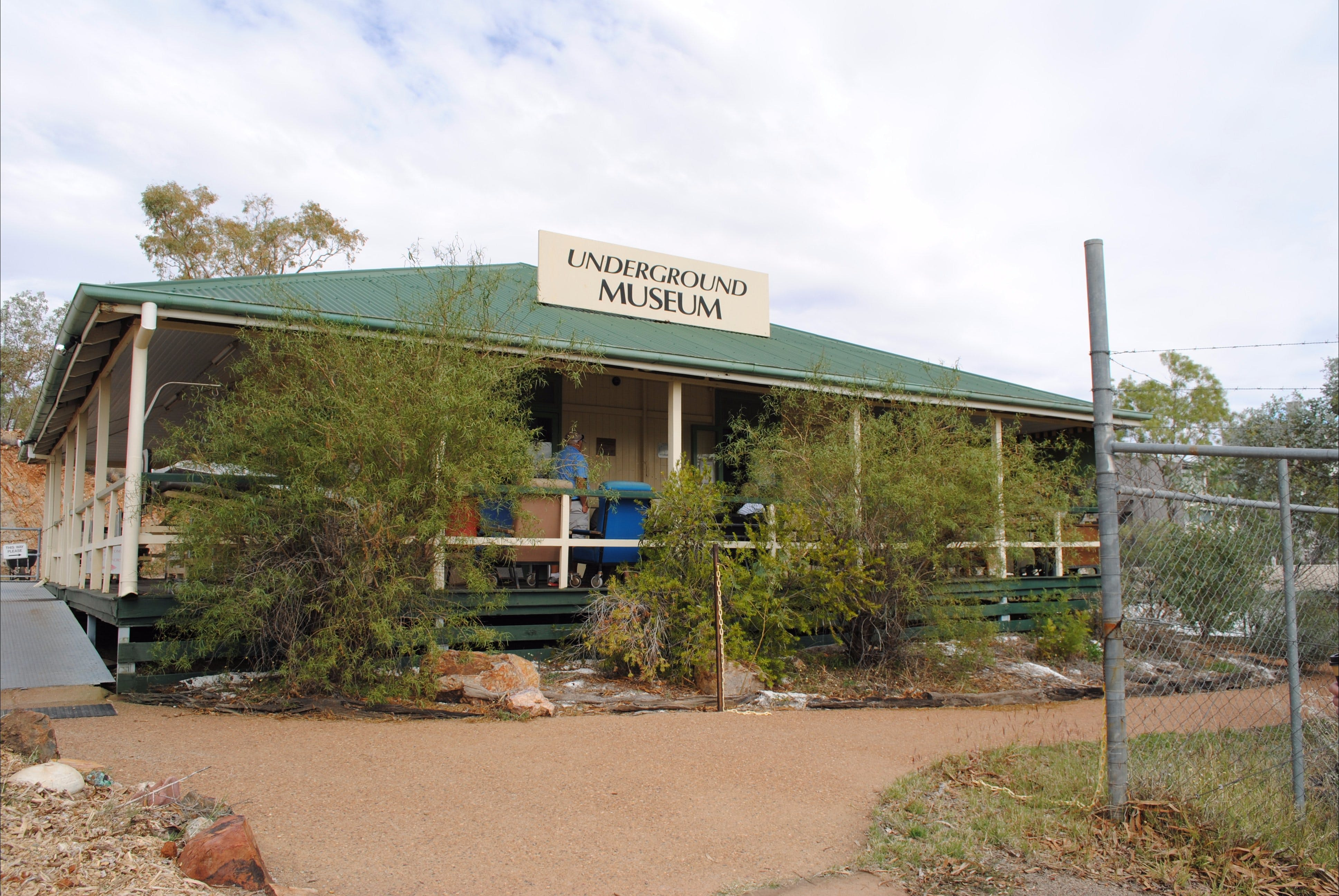 Mount Isa Underground Hospital and Museum - ACT Tourism