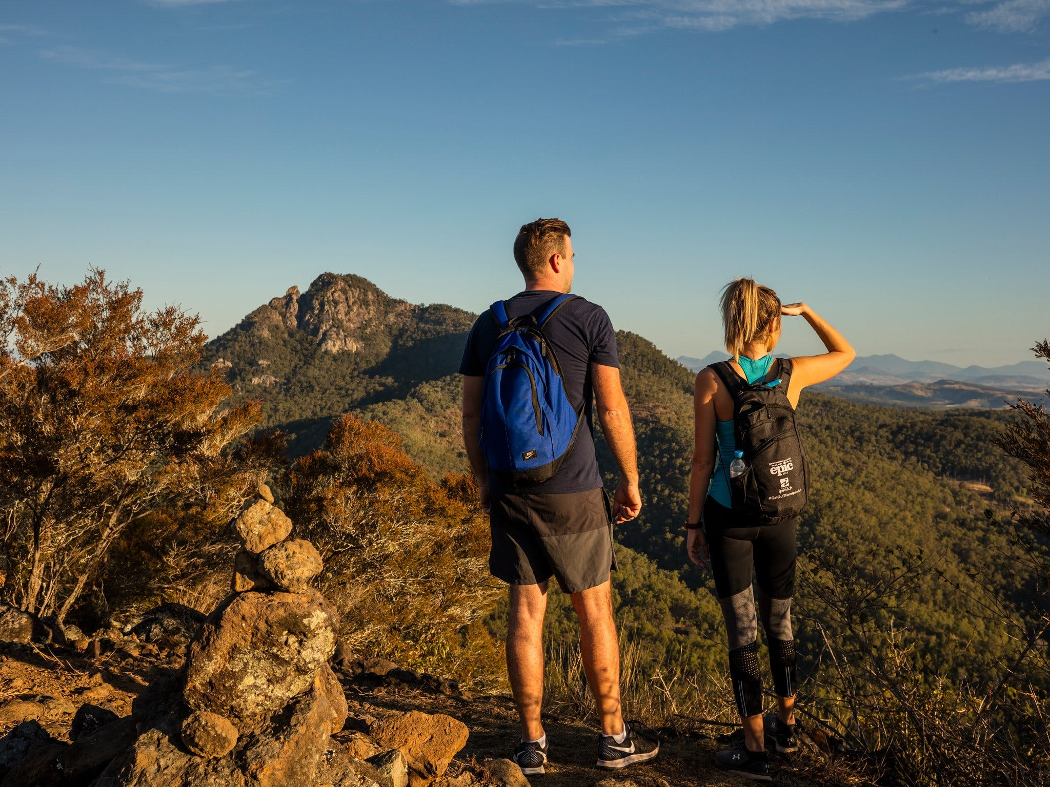 Mount Blaine Hiking Track - ACT Tourism