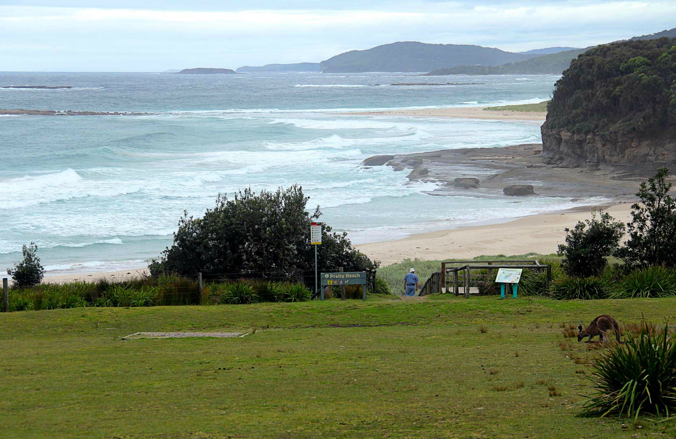 Pretty Beach - ACT Tourism
