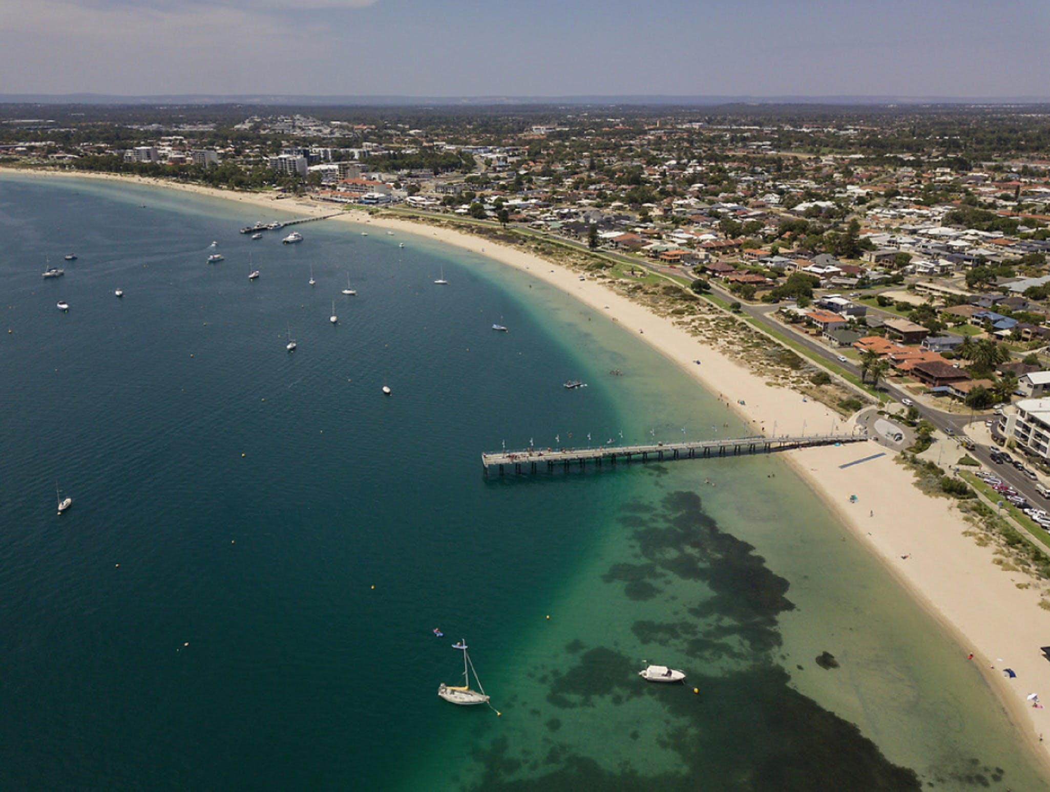 Rockingham Jetty - ACT Tourism