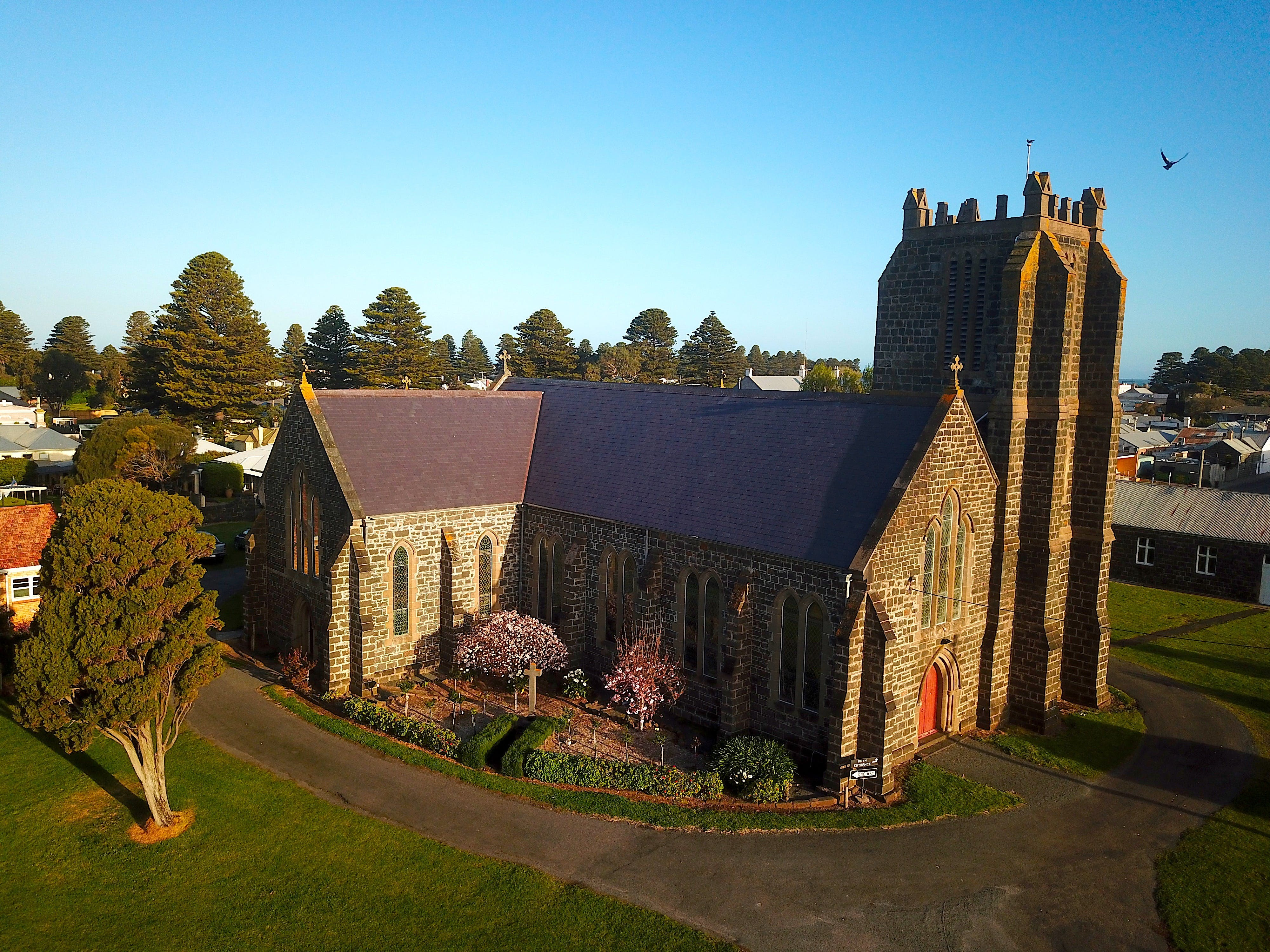 St John's Anglican Church Port Fairy - ACT Tourism