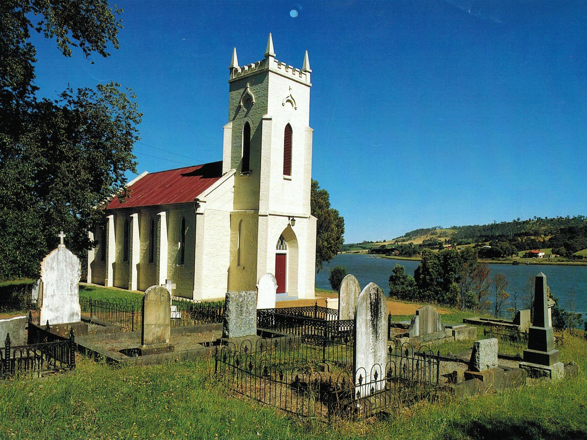 St Matthias' Anglican Church - ACT Tourism