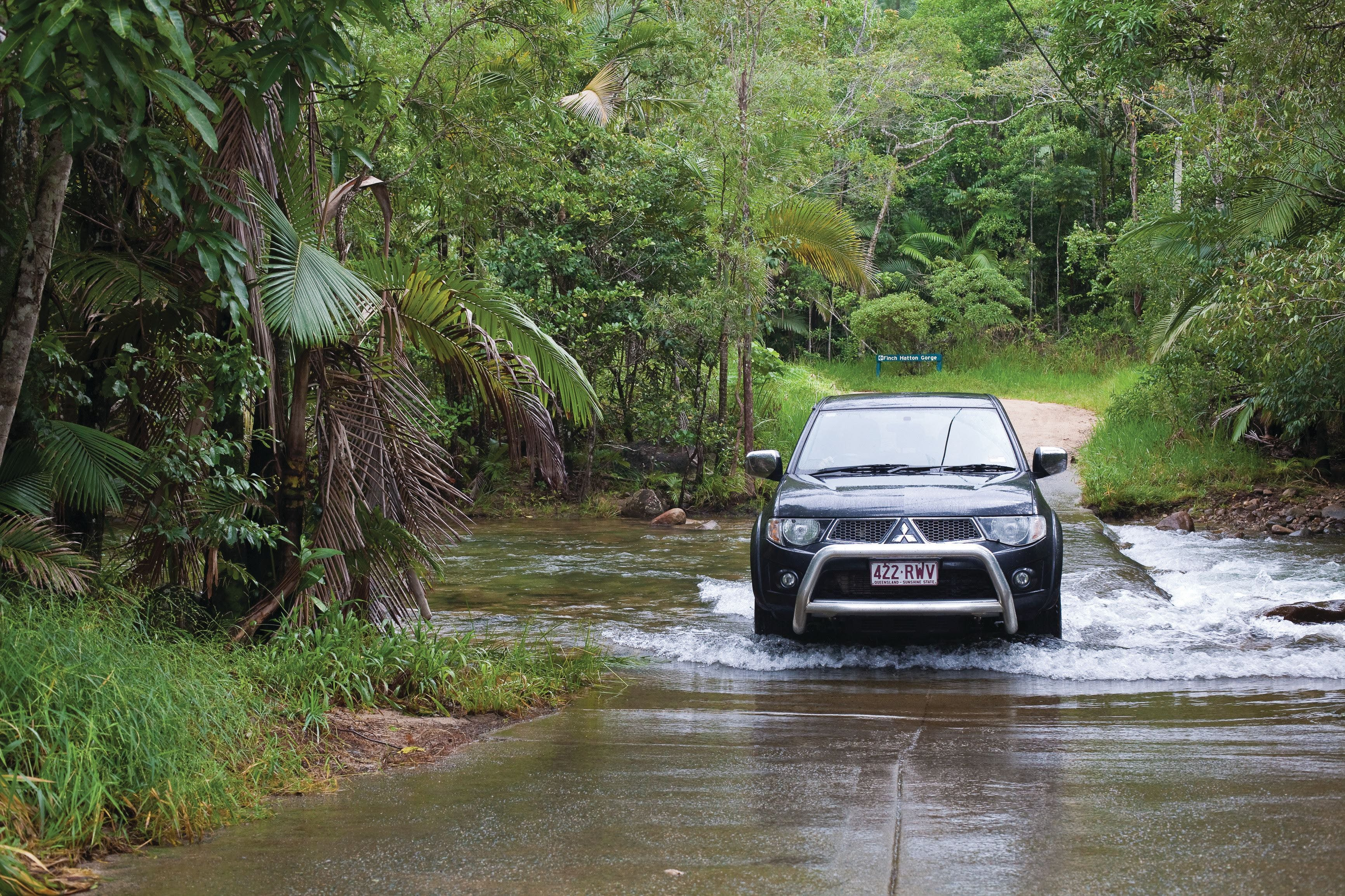 The Pioneer Valley and Eungella National Park - ACT Tourism