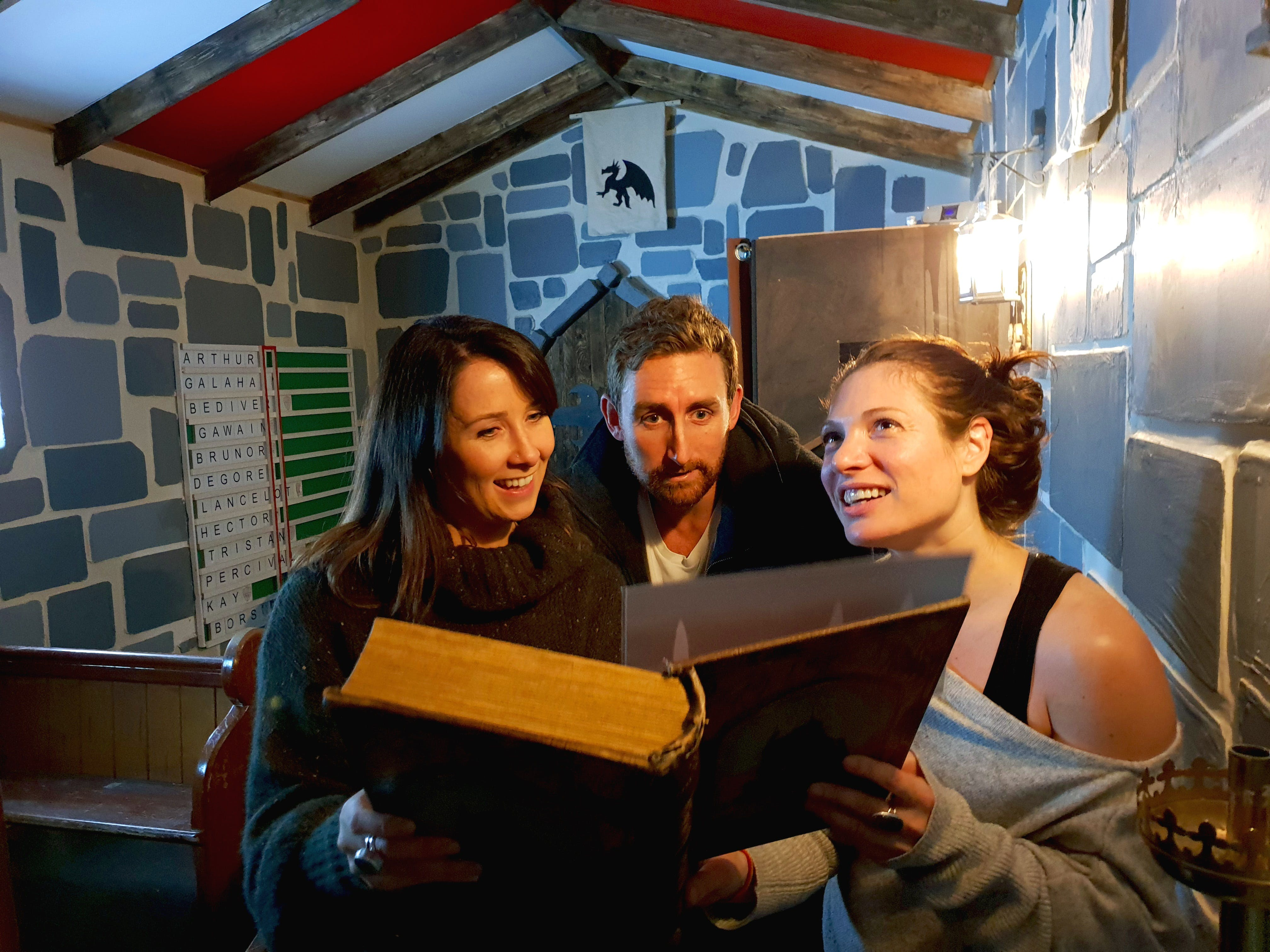 The Mystery Rooms - ACT Tourism
