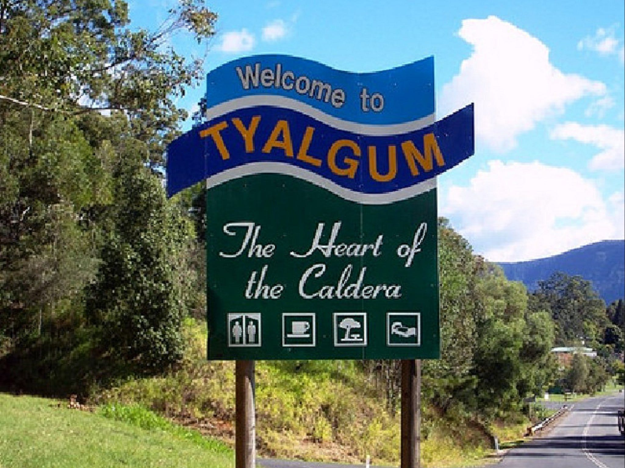 Tyalgum - ACT Tourism