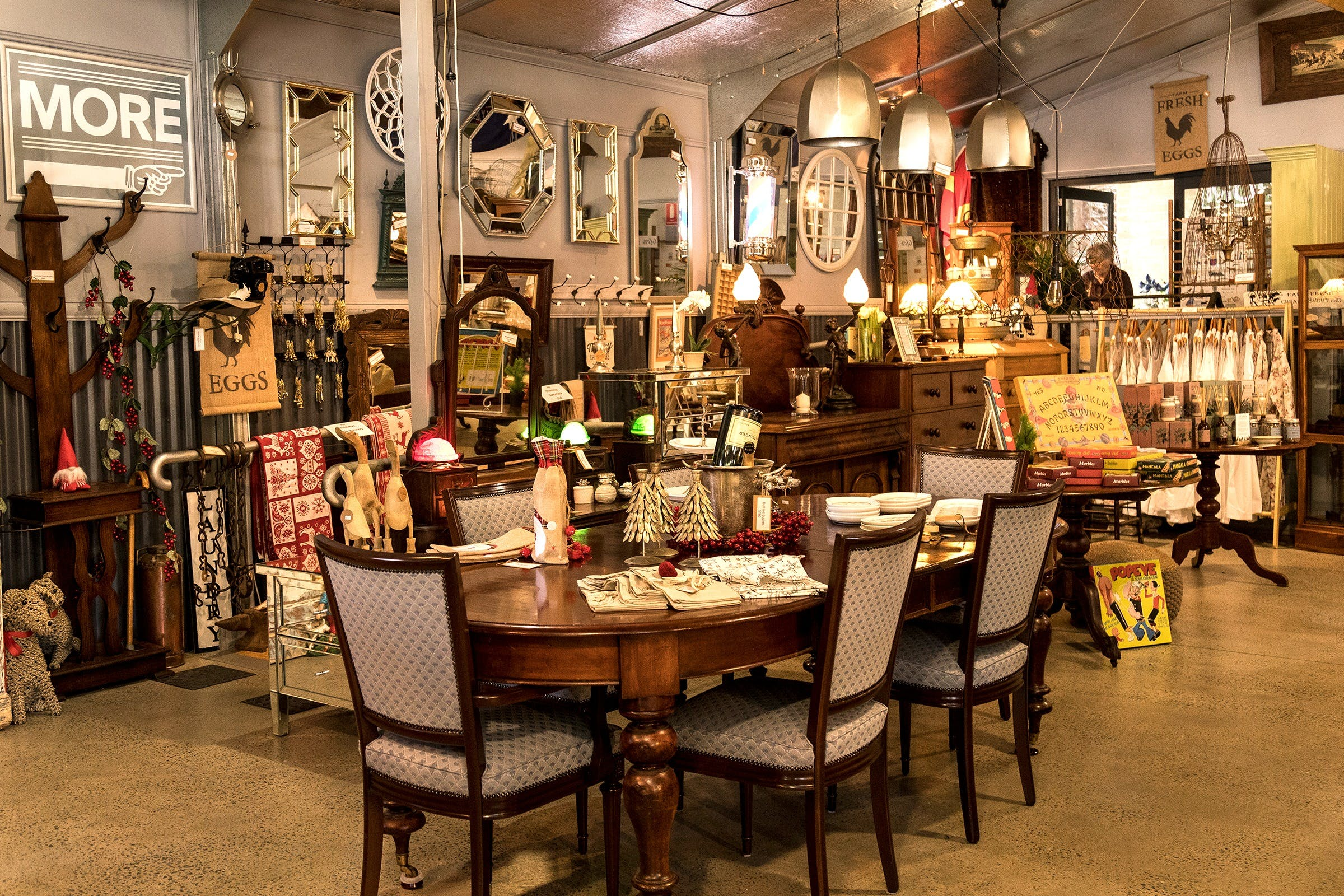 Village Antiques - ACT Tourism