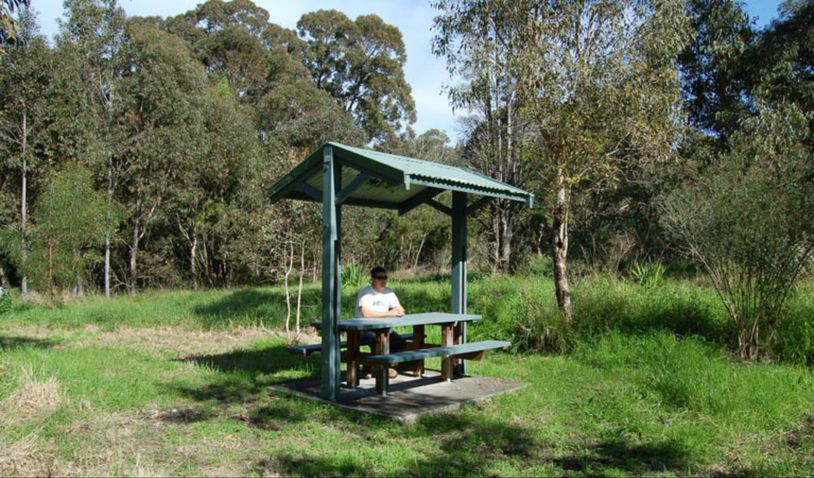 Alexanders picnic area - ACT Tourism