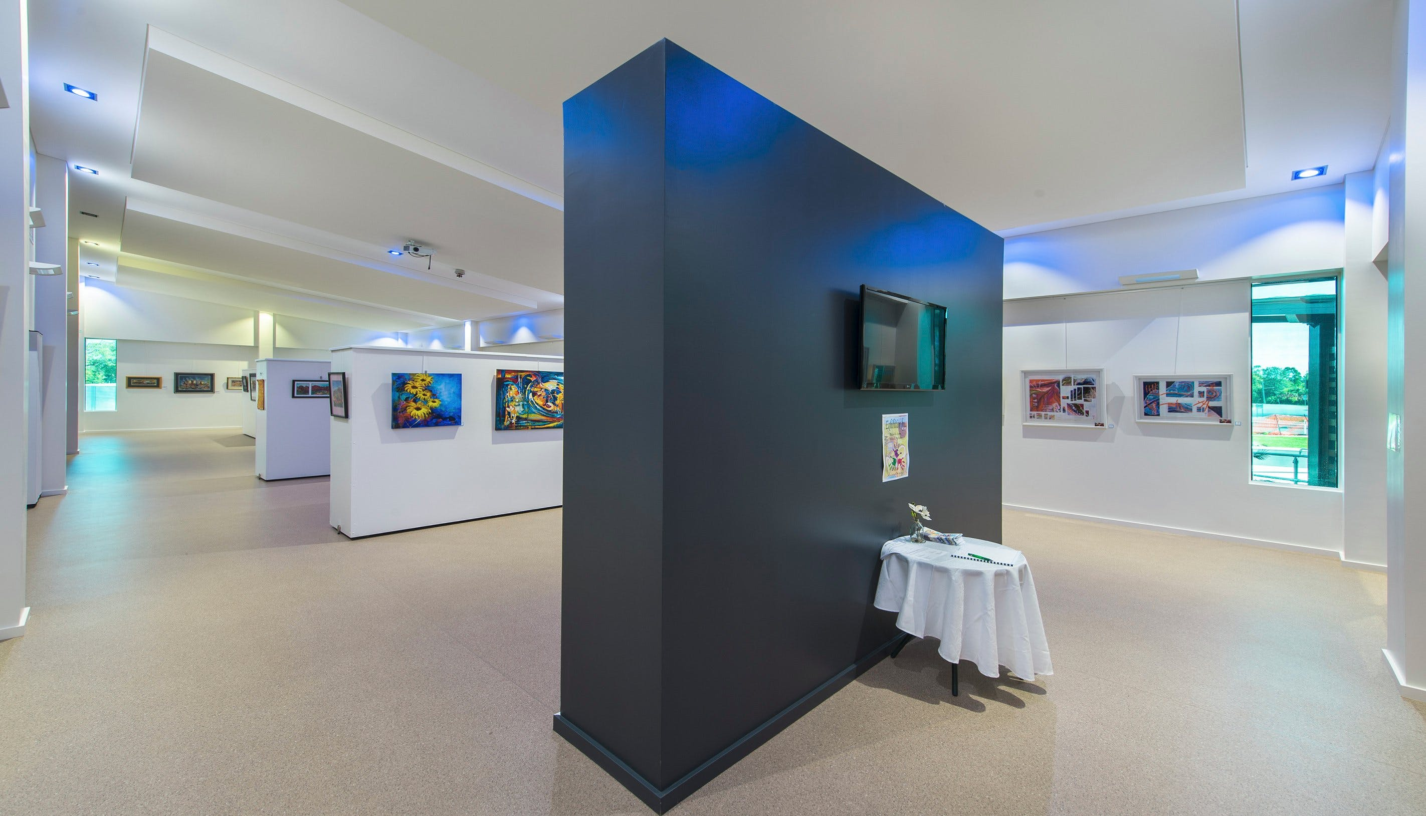 Banana Shire Regional Art Gallery - ACT Tourism