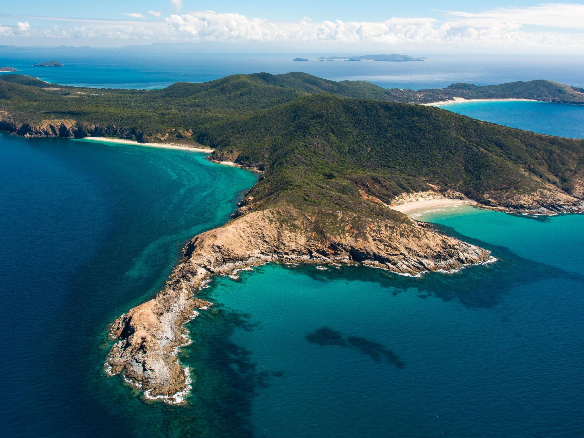 Great Keppel Island - ACT Tourism