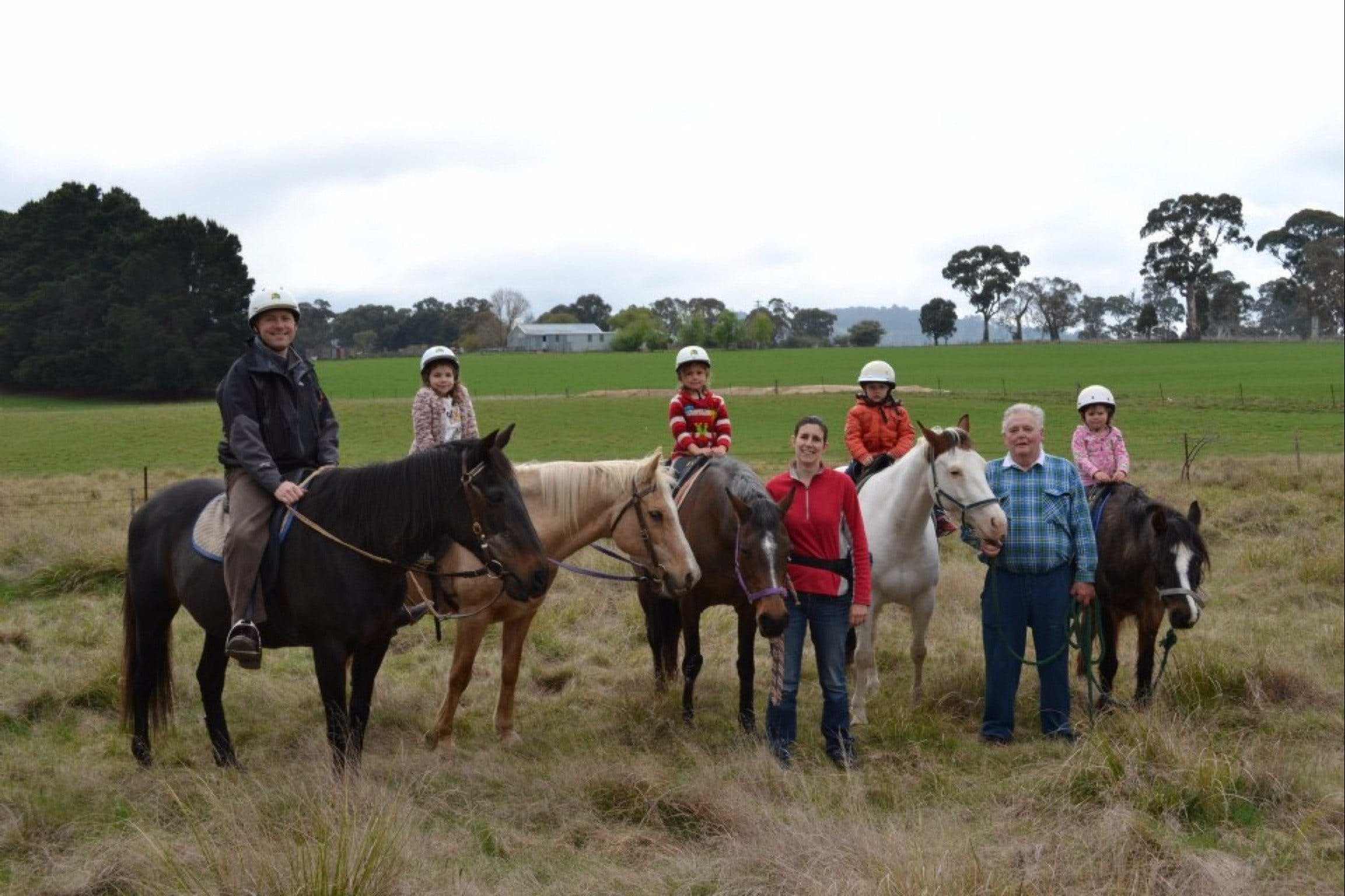 High Country Trail Rides - ACT Tourism