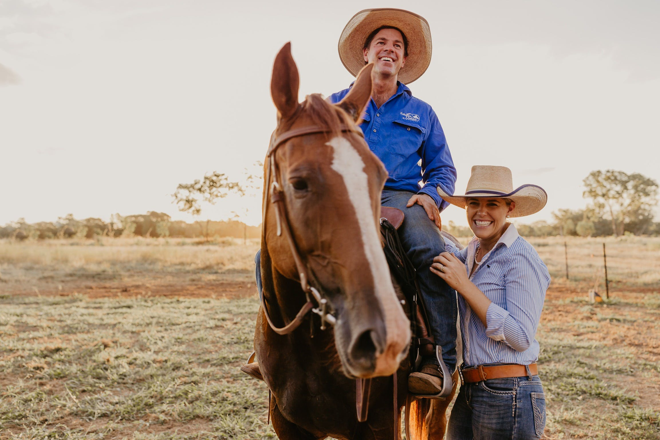 Katherine Outback Experience - Horse Riding Experience - ACT Tourism