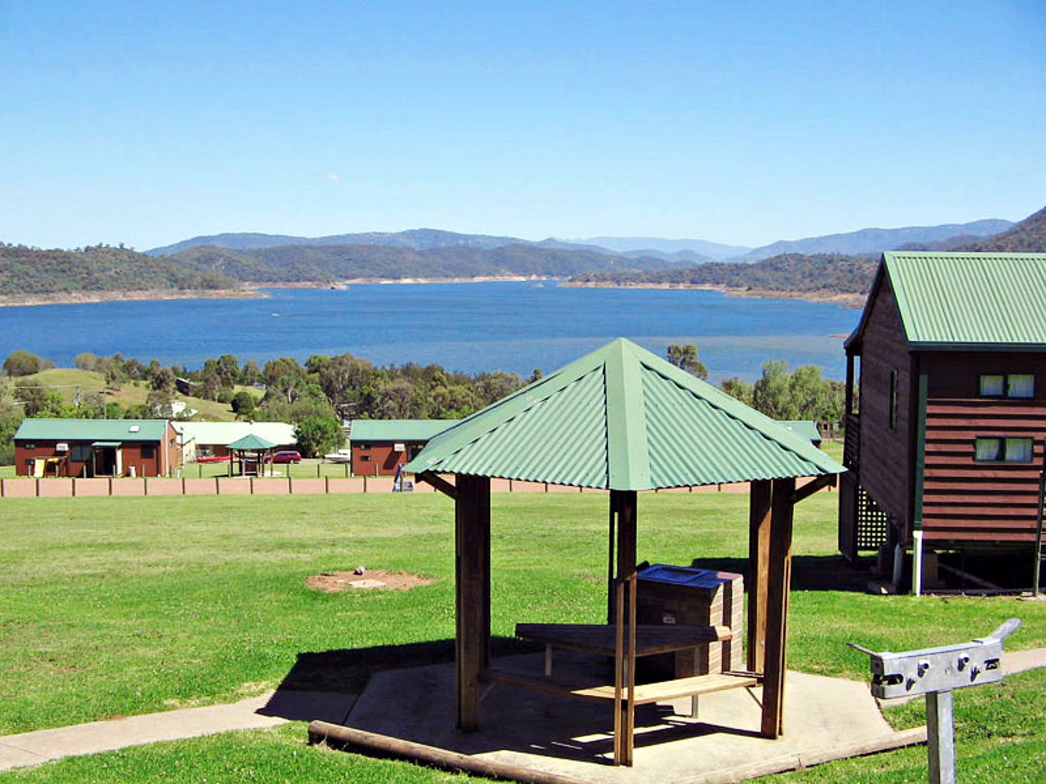 Lake Glenbawn Recreation Area - ACT Tourism