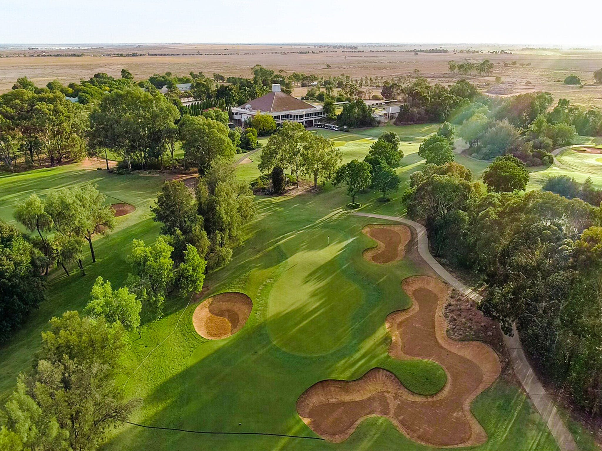 Murray Downs Golf and Country Club - ACT Tourism