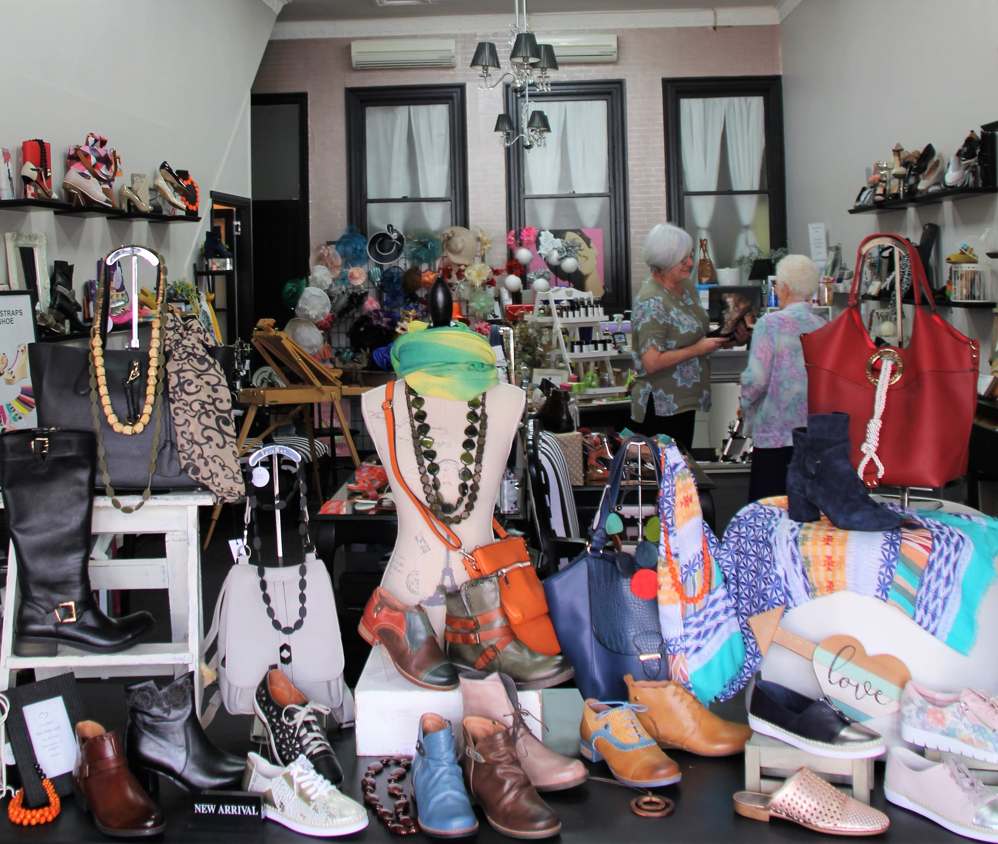 Obsession Shoes Boutique - ACT Tourism