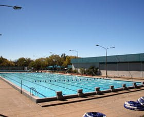 Phillip Swimming Centre - ACT Tourism