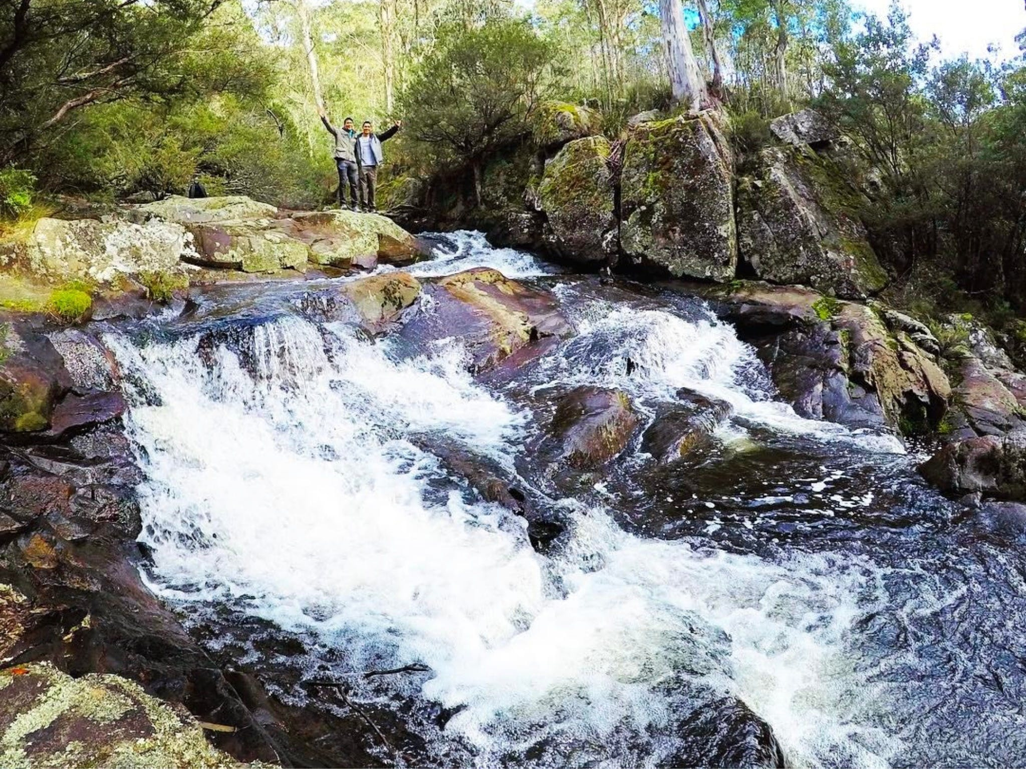 Polblue Falls - ACT Tourism