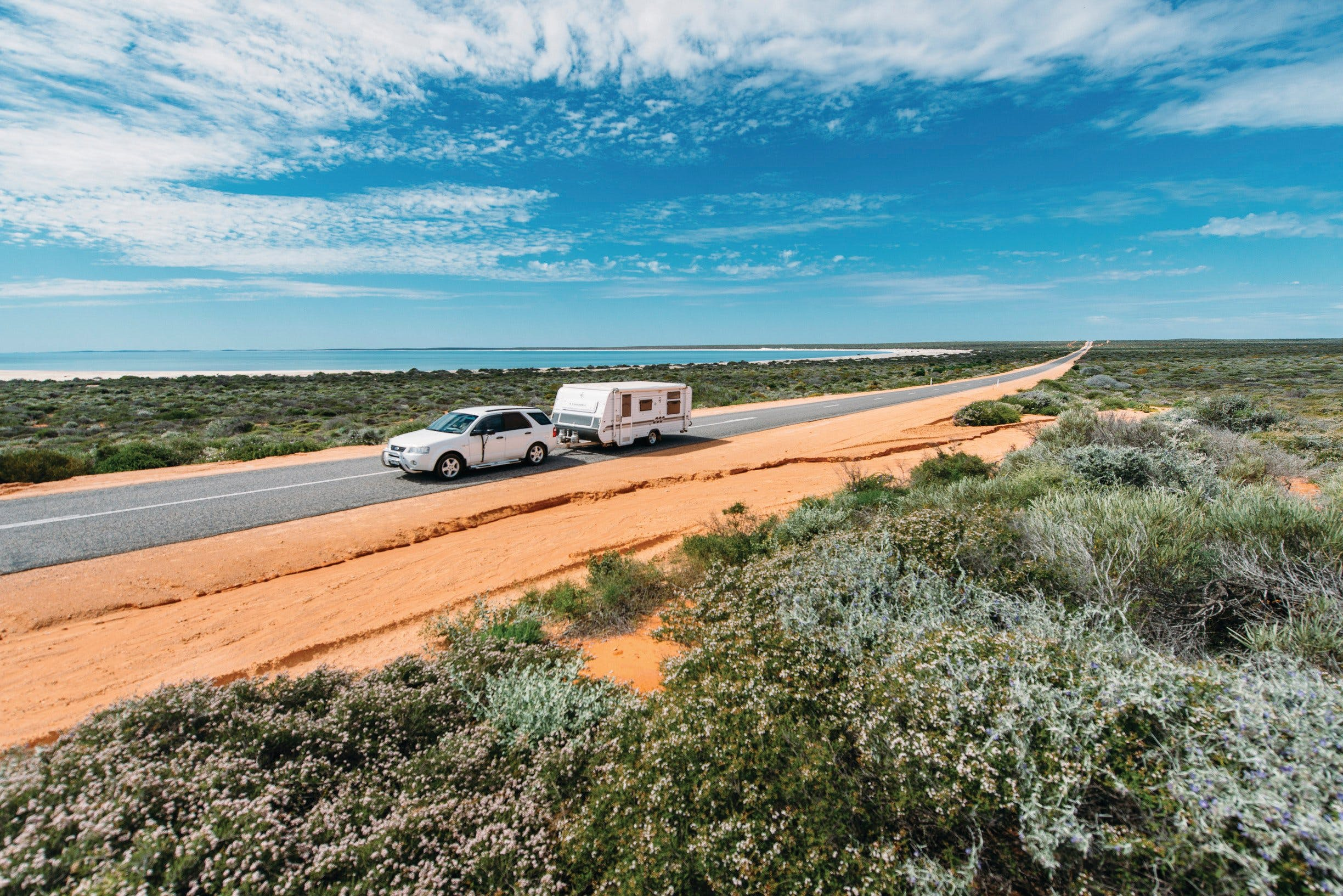 Shark Bay World Heritage Drive - ACT Tourism