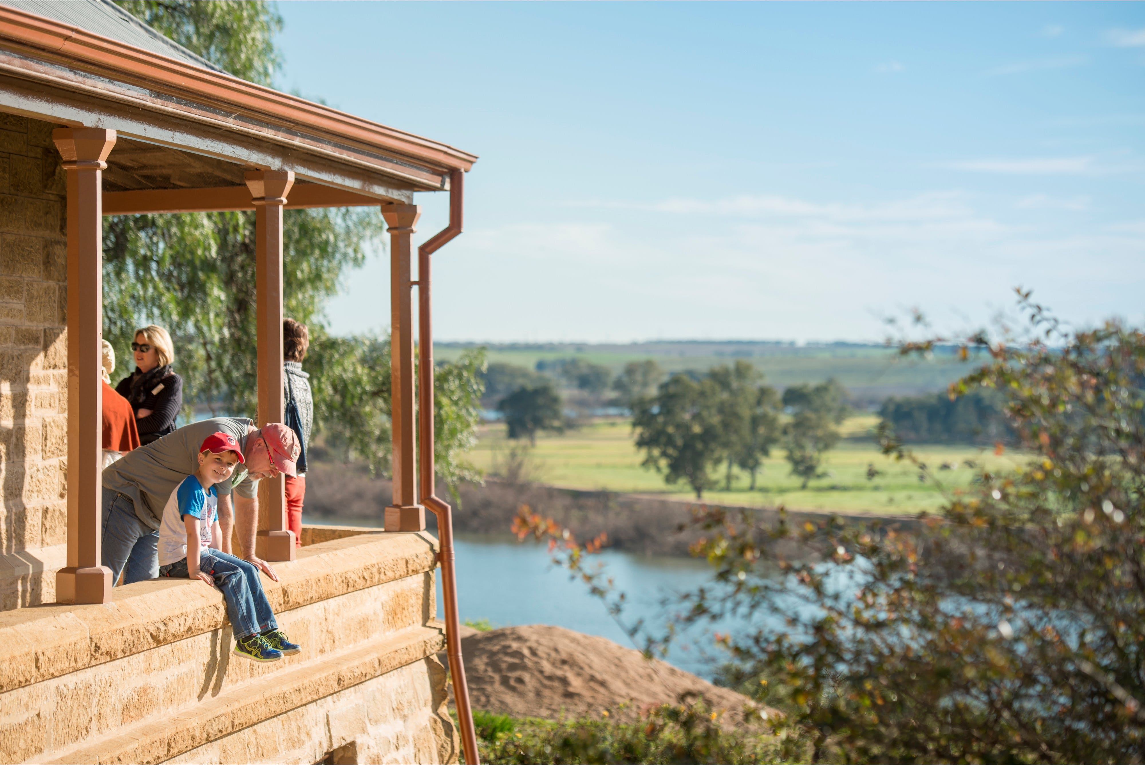 The Murray Bridge Discovery Trail - ACT Tourism