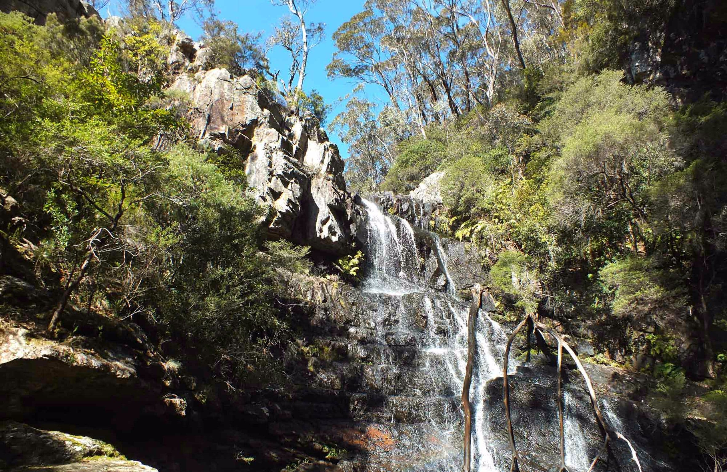 Waterfall Walk Kanangra-Boyd National Park - ACT Tourism