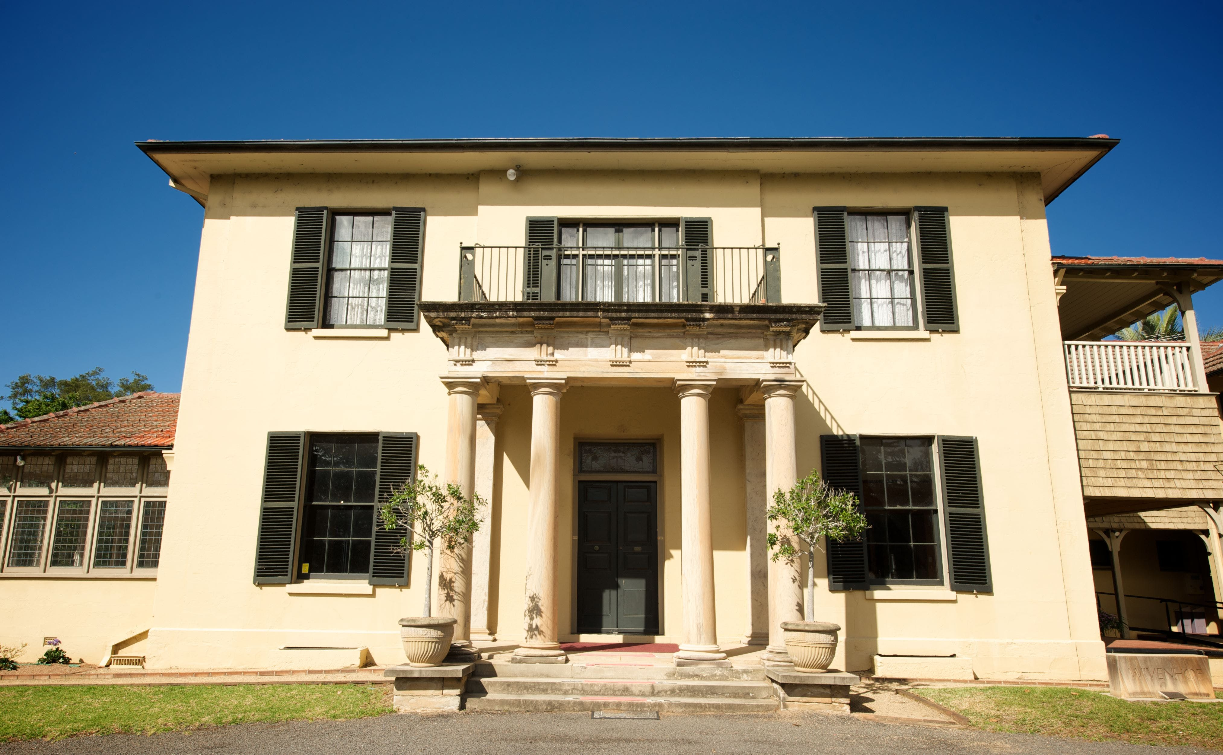 Wivenhoe House - ACT Tourism
