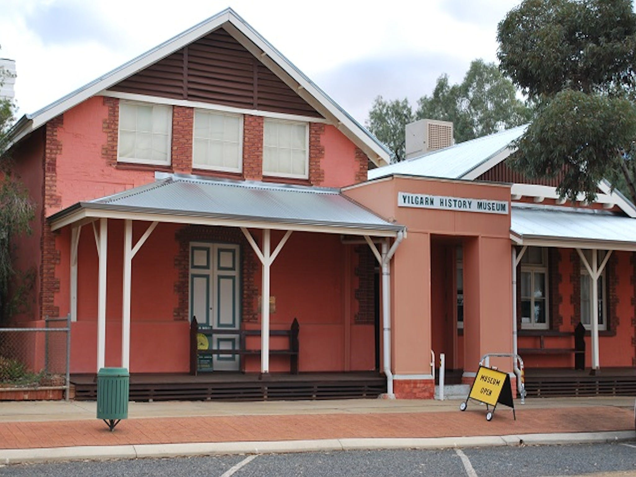 Yilgarn History Museum - ACT Tourism