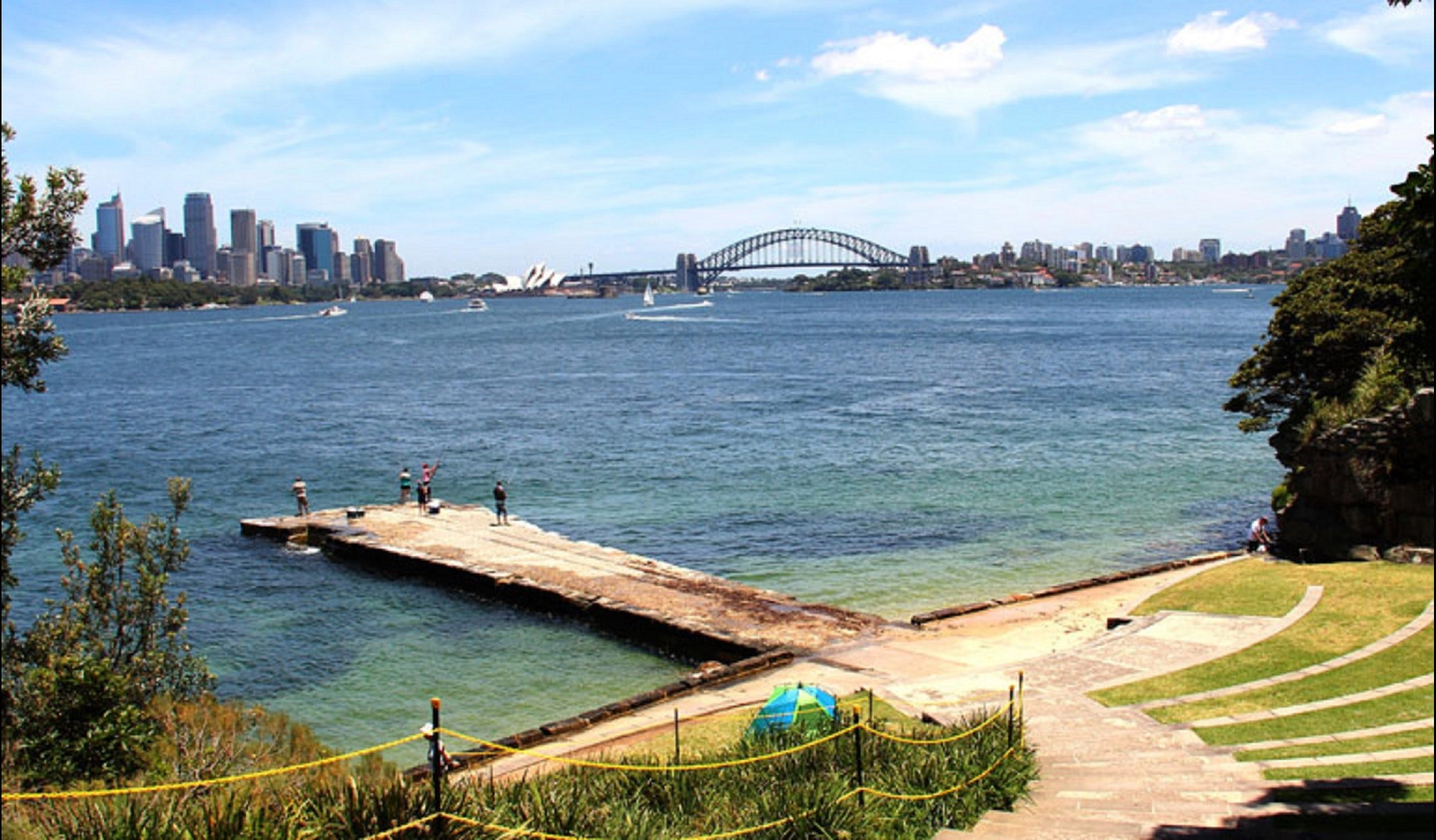 Bradleys Head to Chowder Bay Walk - ACT Tourism