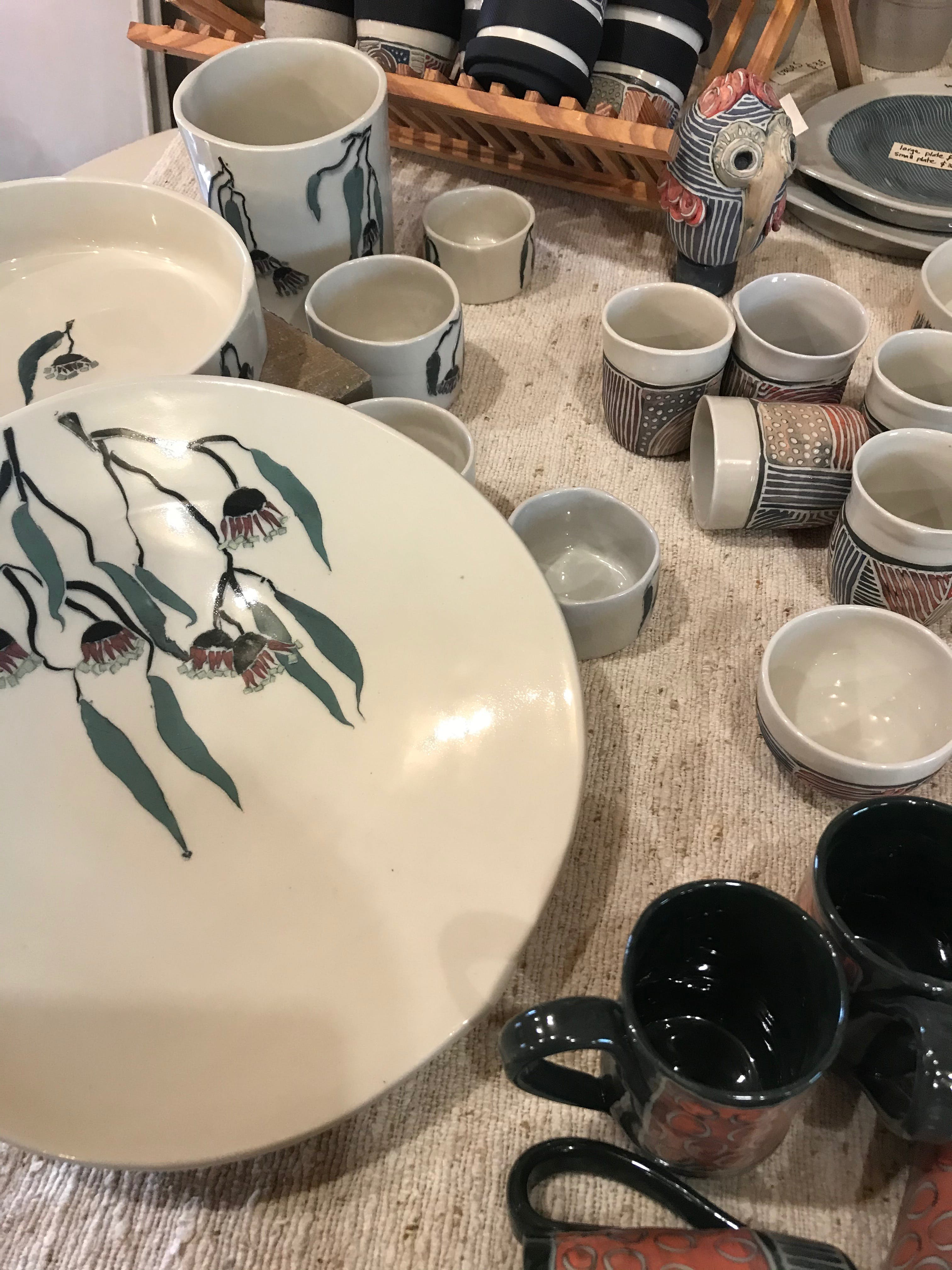 Clay Bowl Pottery - ACT Tourism