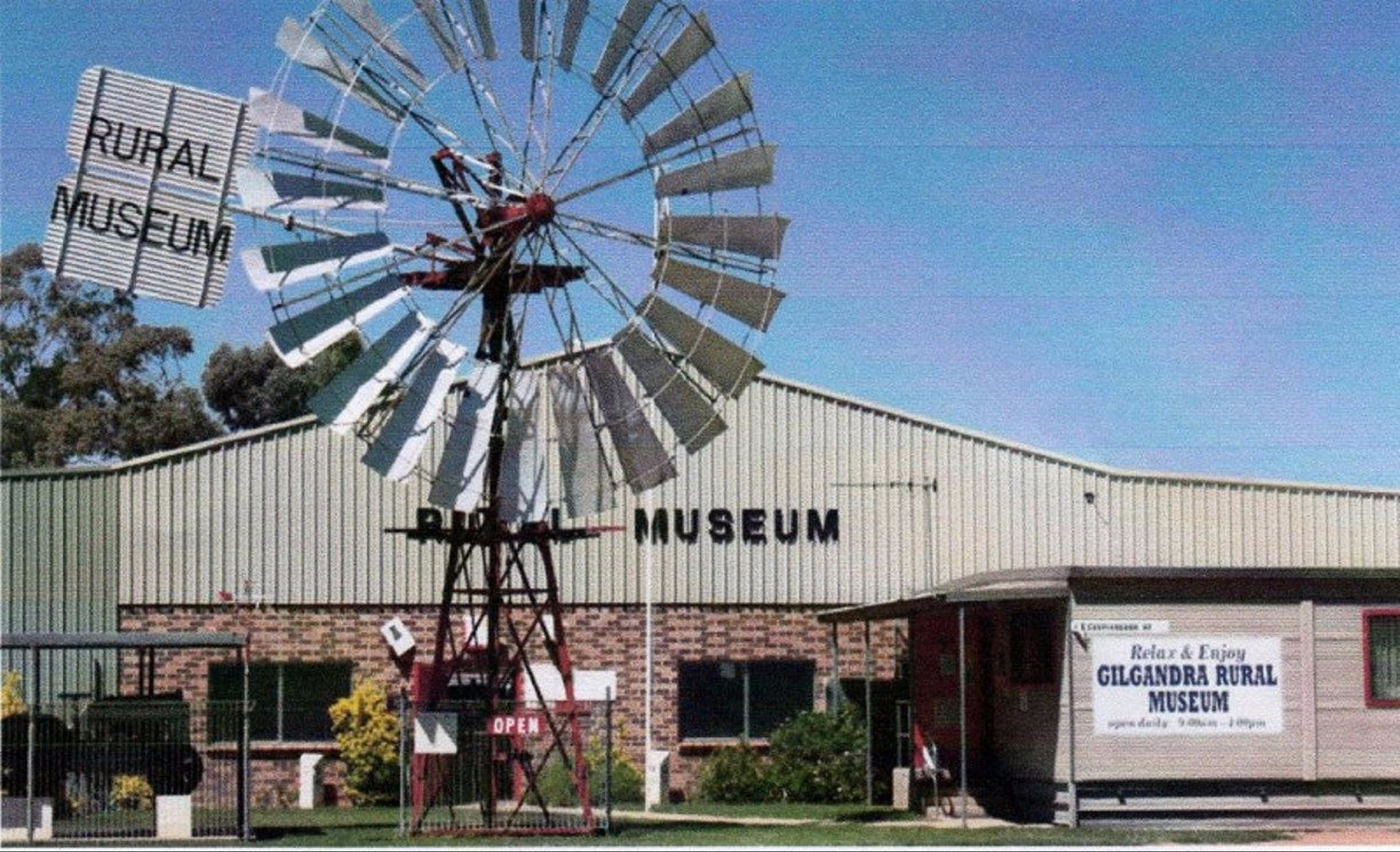 Gilgandra Rural Museum - ACT Tourism