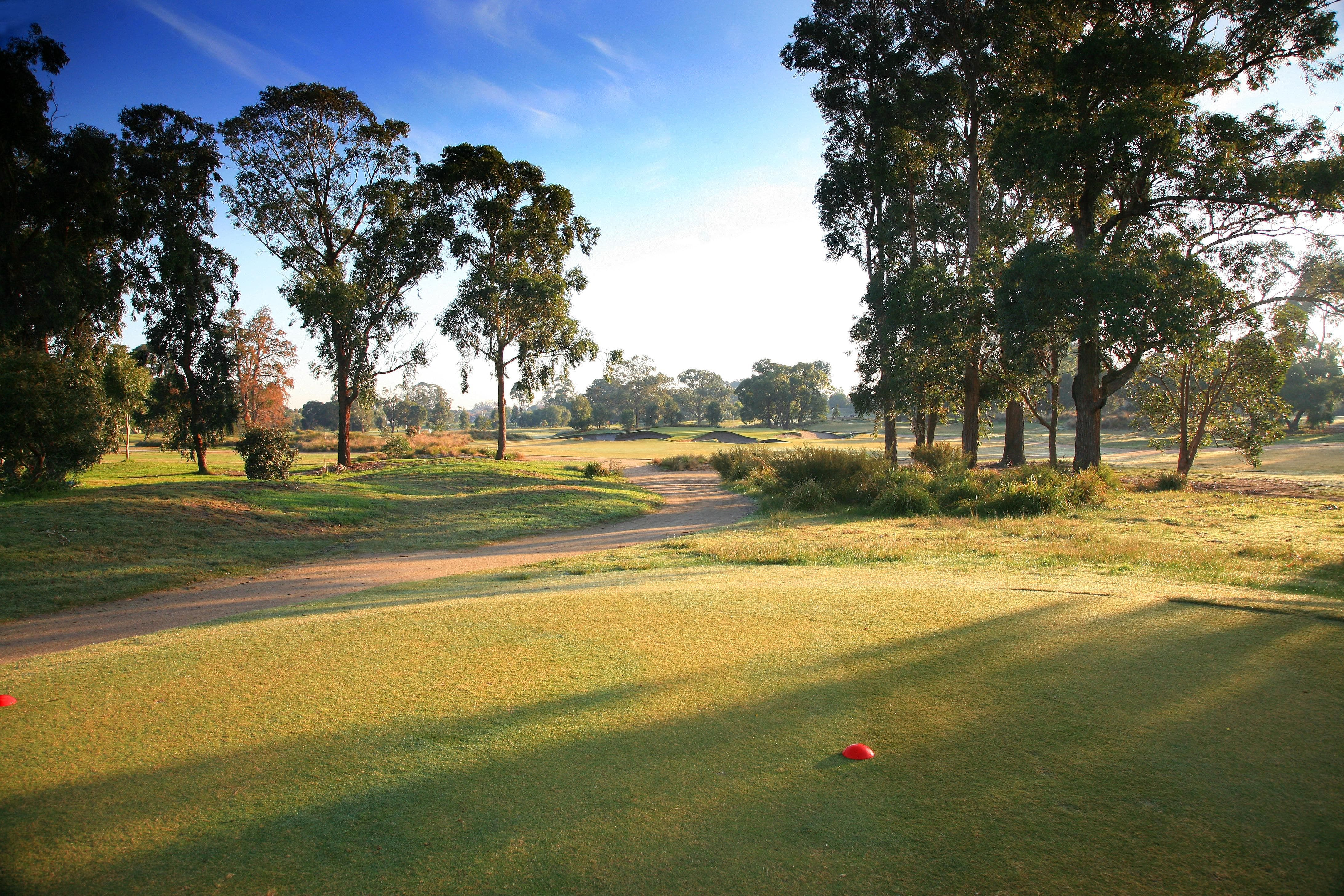 Huntingdale Golf Club - ACT Tourism