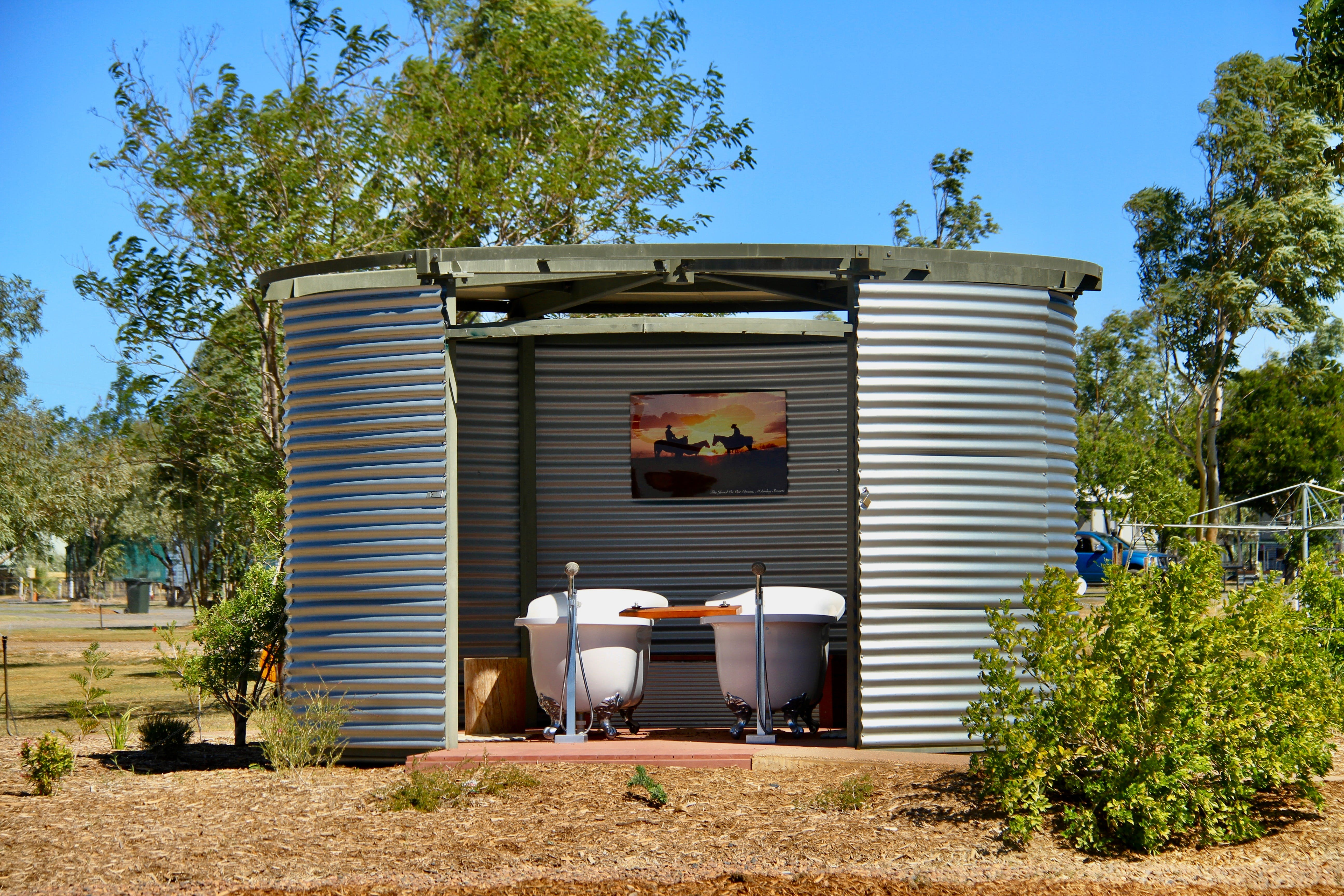 Julia Creek Artesian Baths - ACT Tourism
