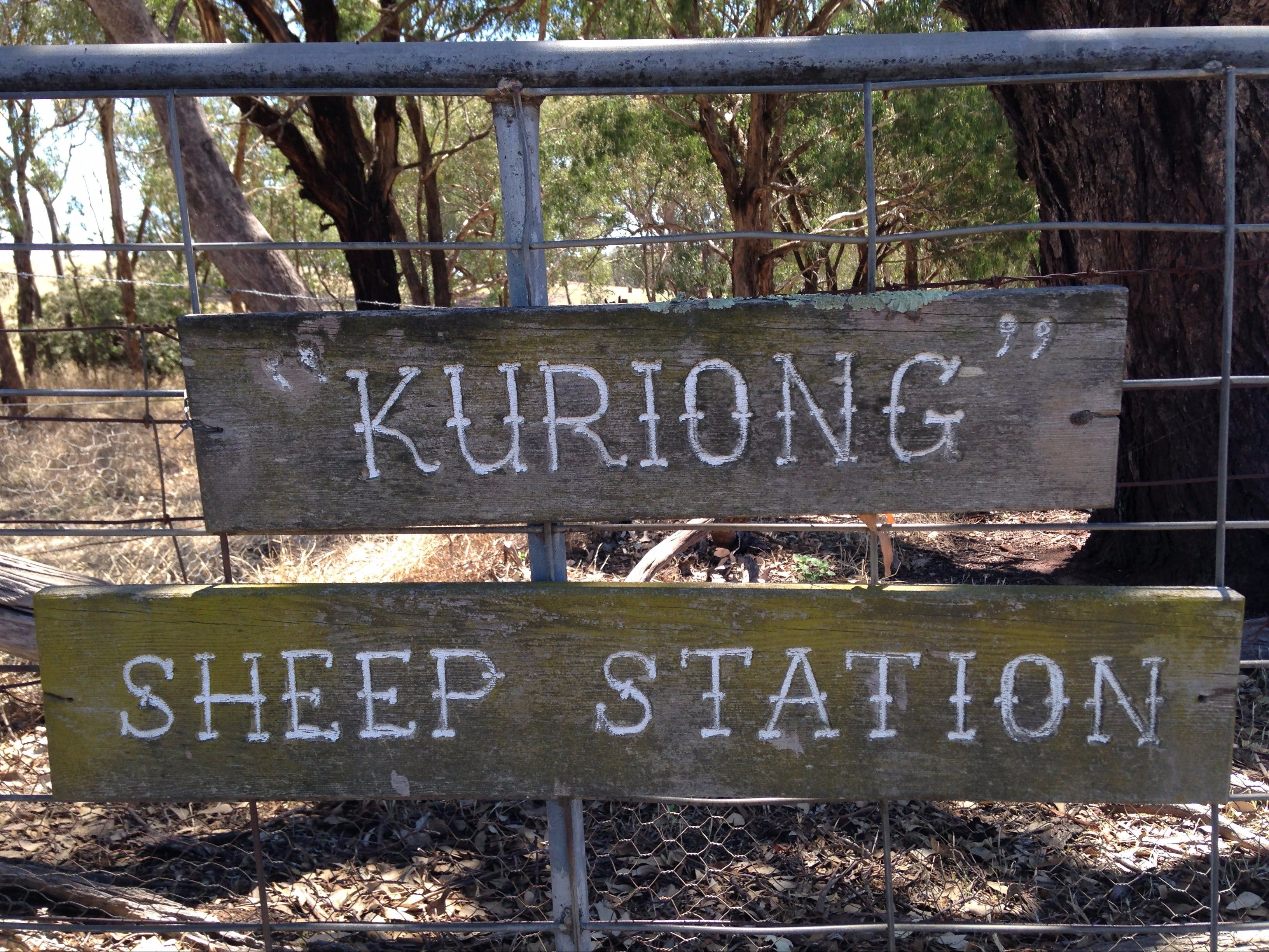 Kuriong Sheep Station - ACT Tourism