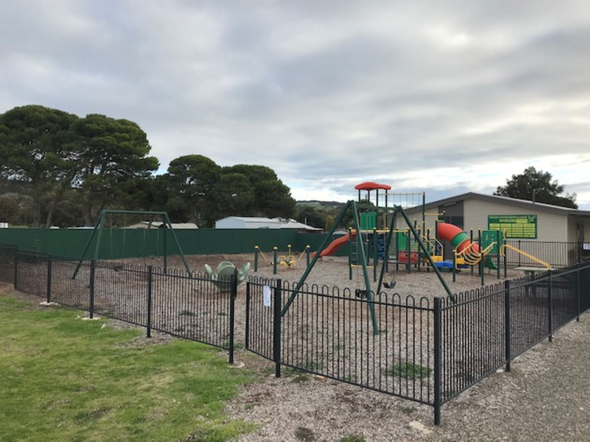 Penneshaw Playground - ACT Tourism
