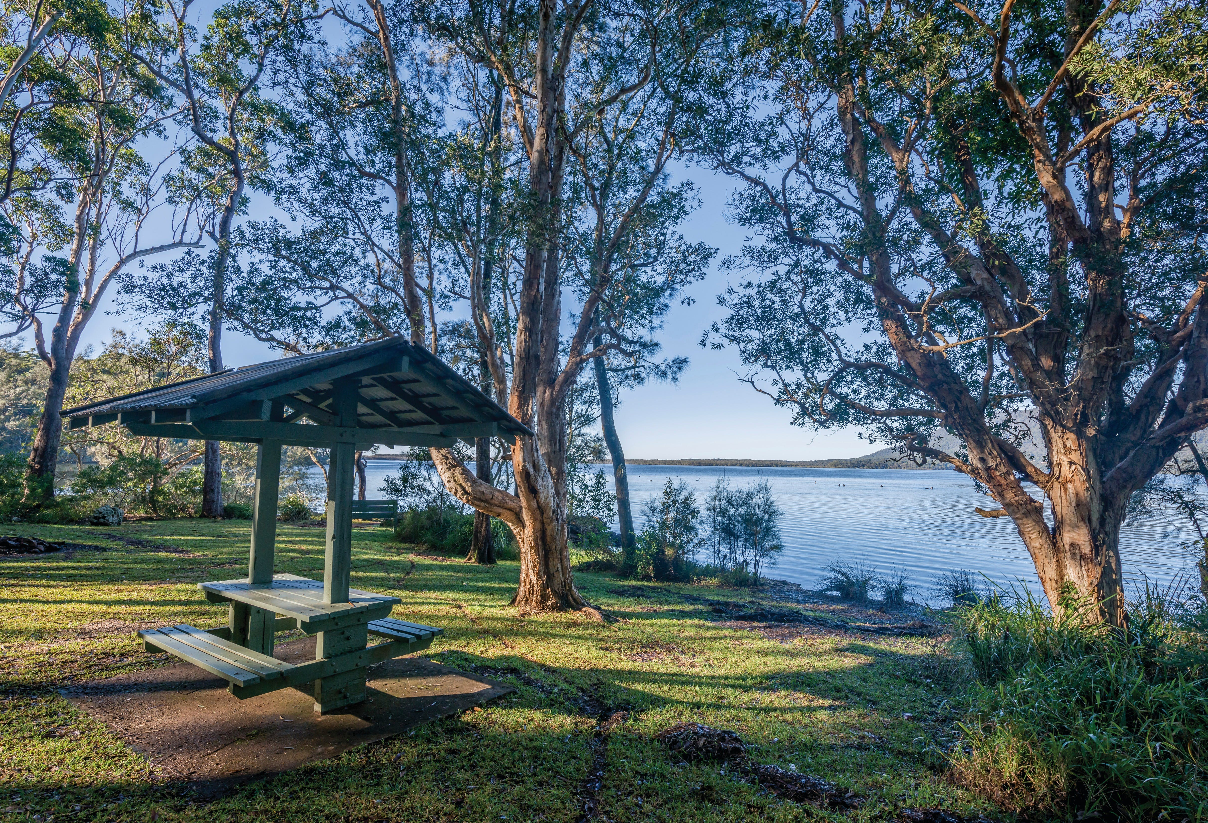 Queens Lake picnic area - ACT Tourism