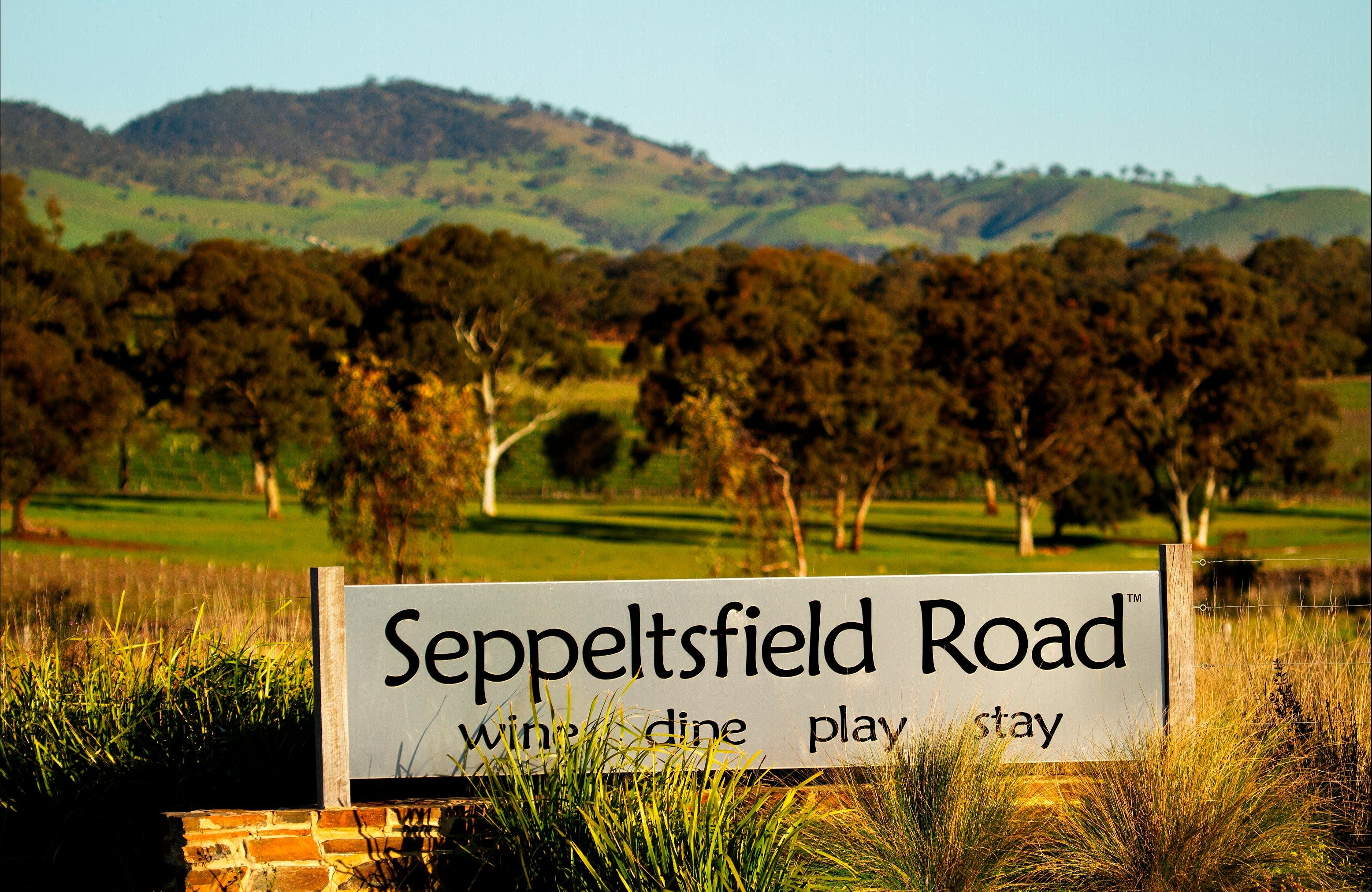 Seppeltsfield Road Barossa Valley - ACT Tourism