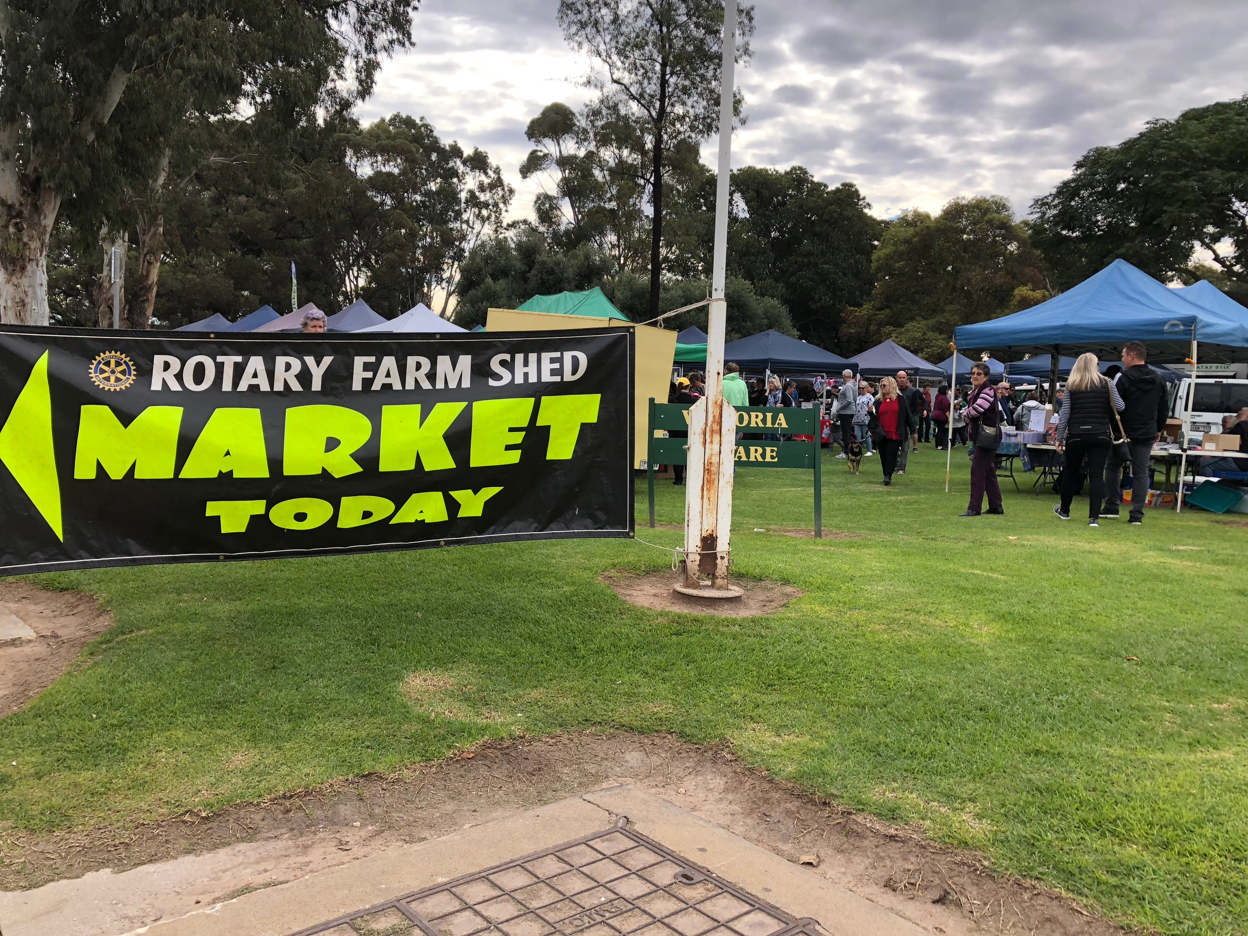 The Rotary Markets Kadina - ACT Tourism