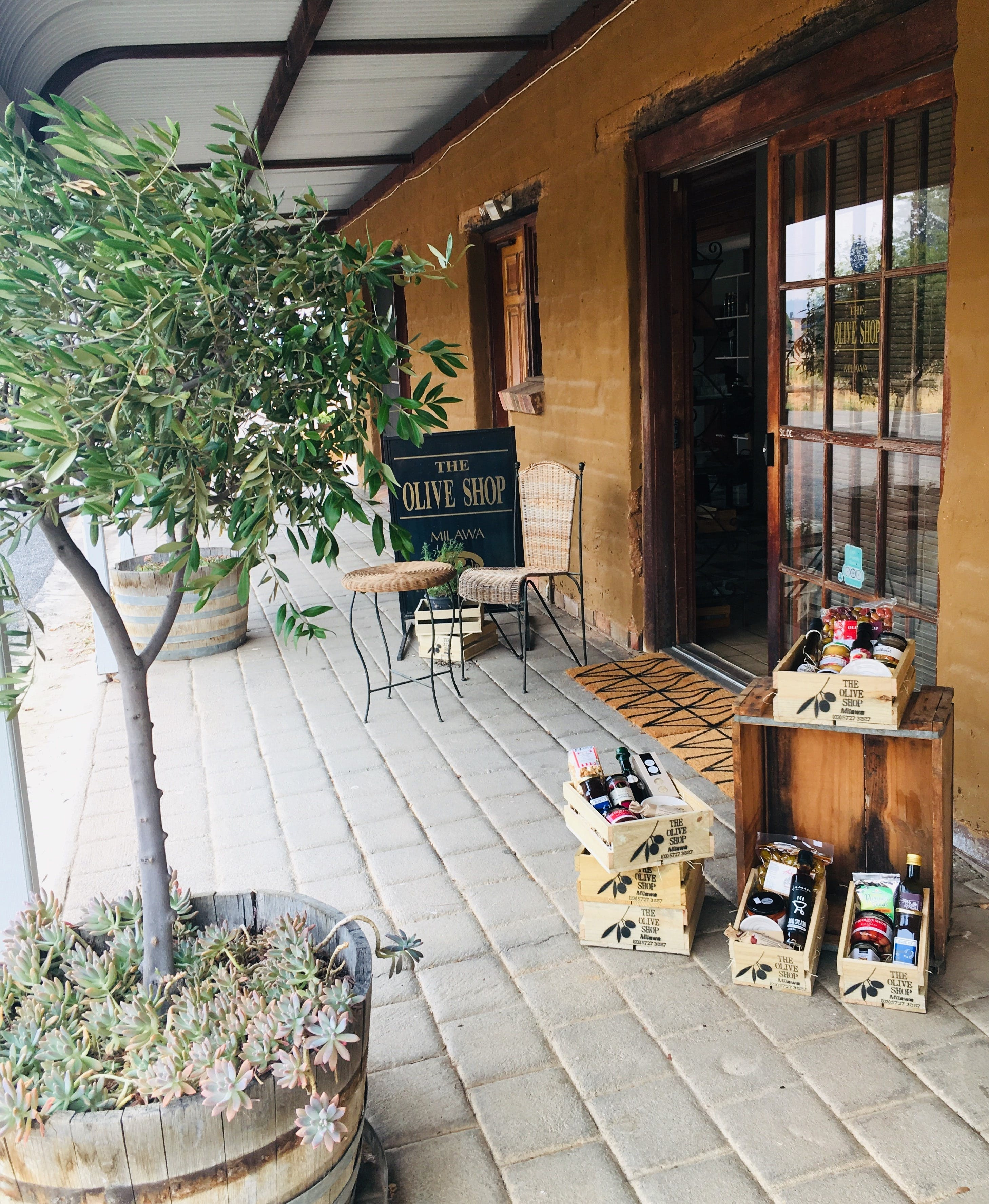 The Olive Shop - Milawa - ACT Tourism