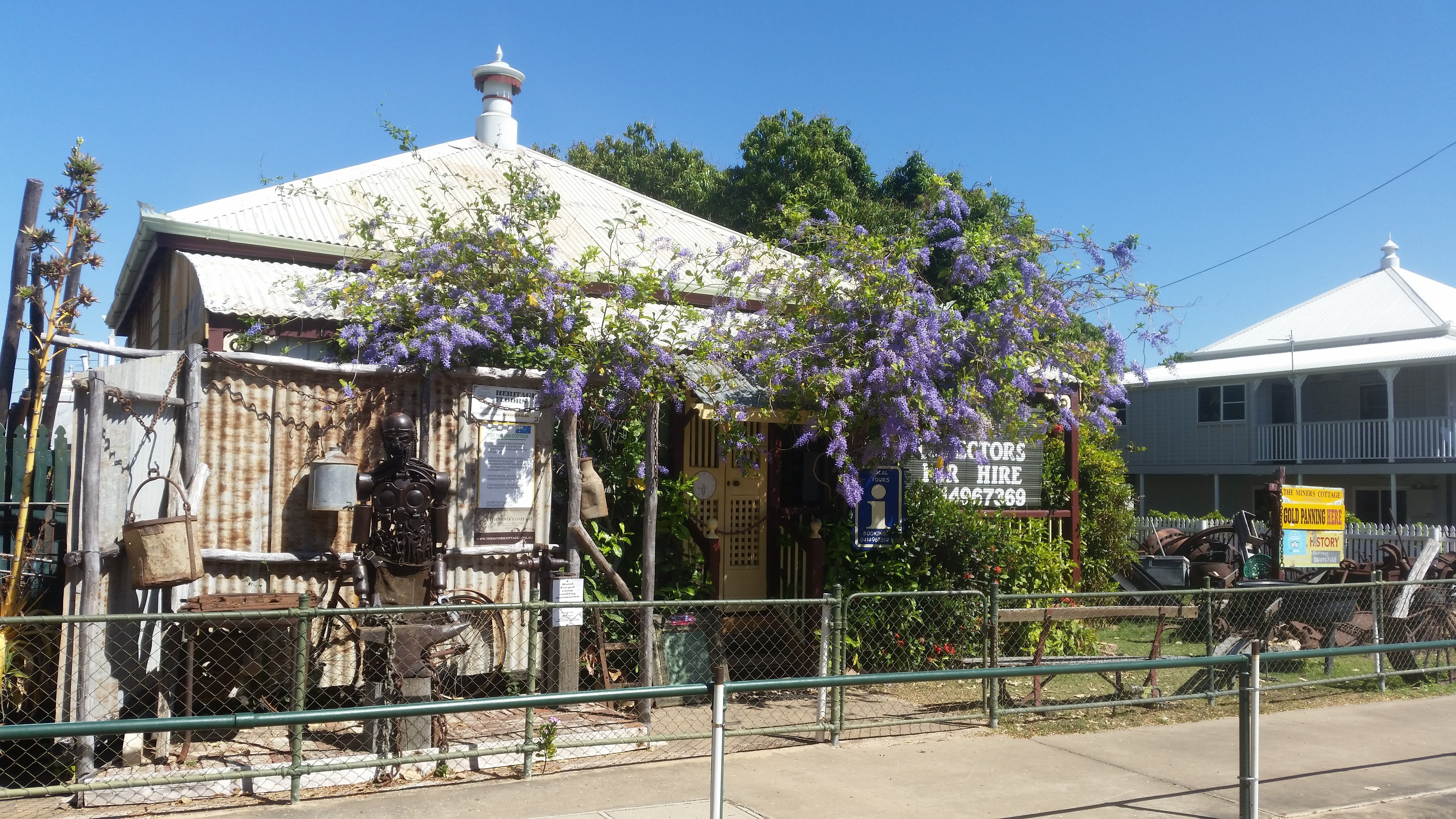 The Miner's Cottage - ACT Tourism