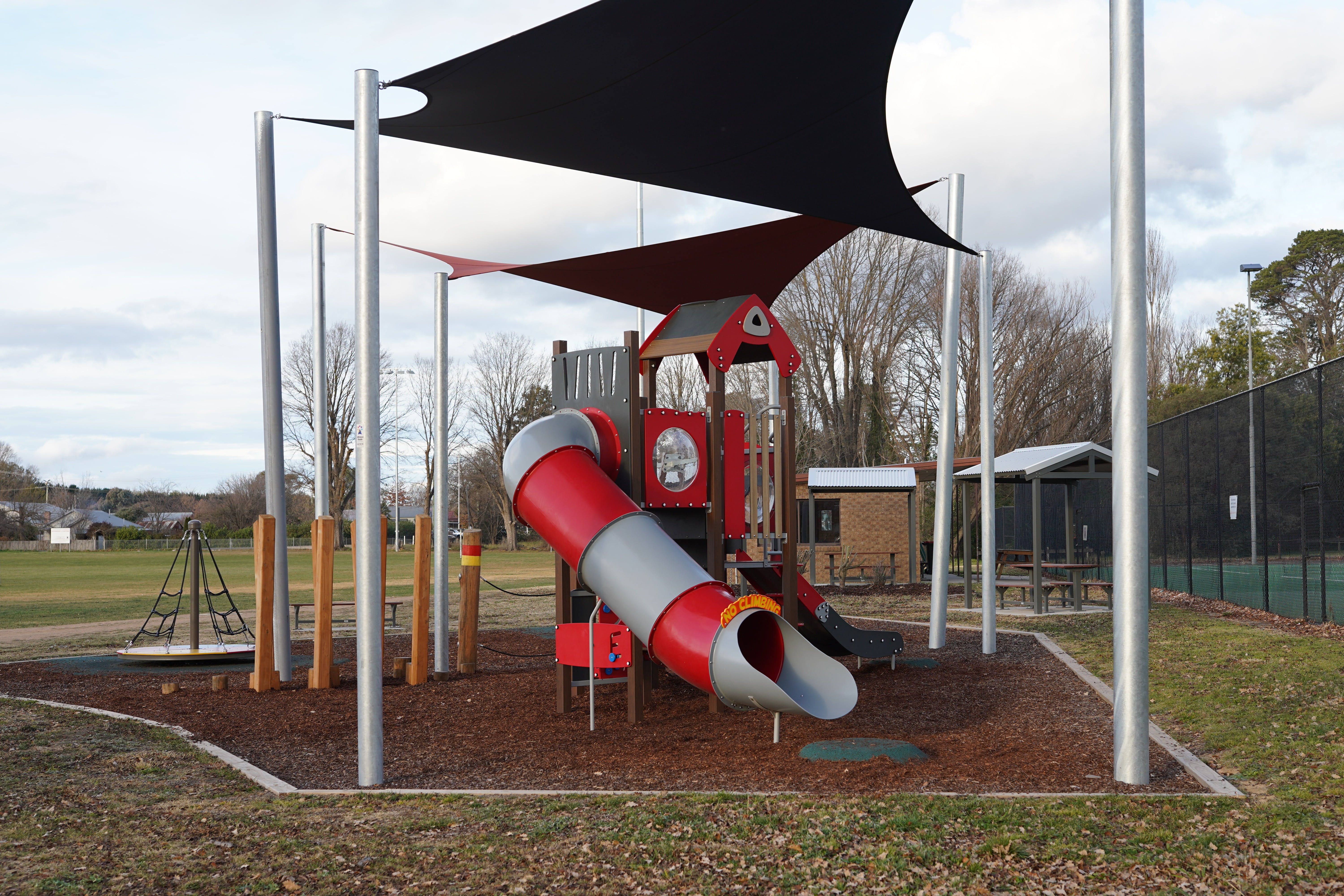 Braidwood Recreation Grounds and Playground - ACT Tourism