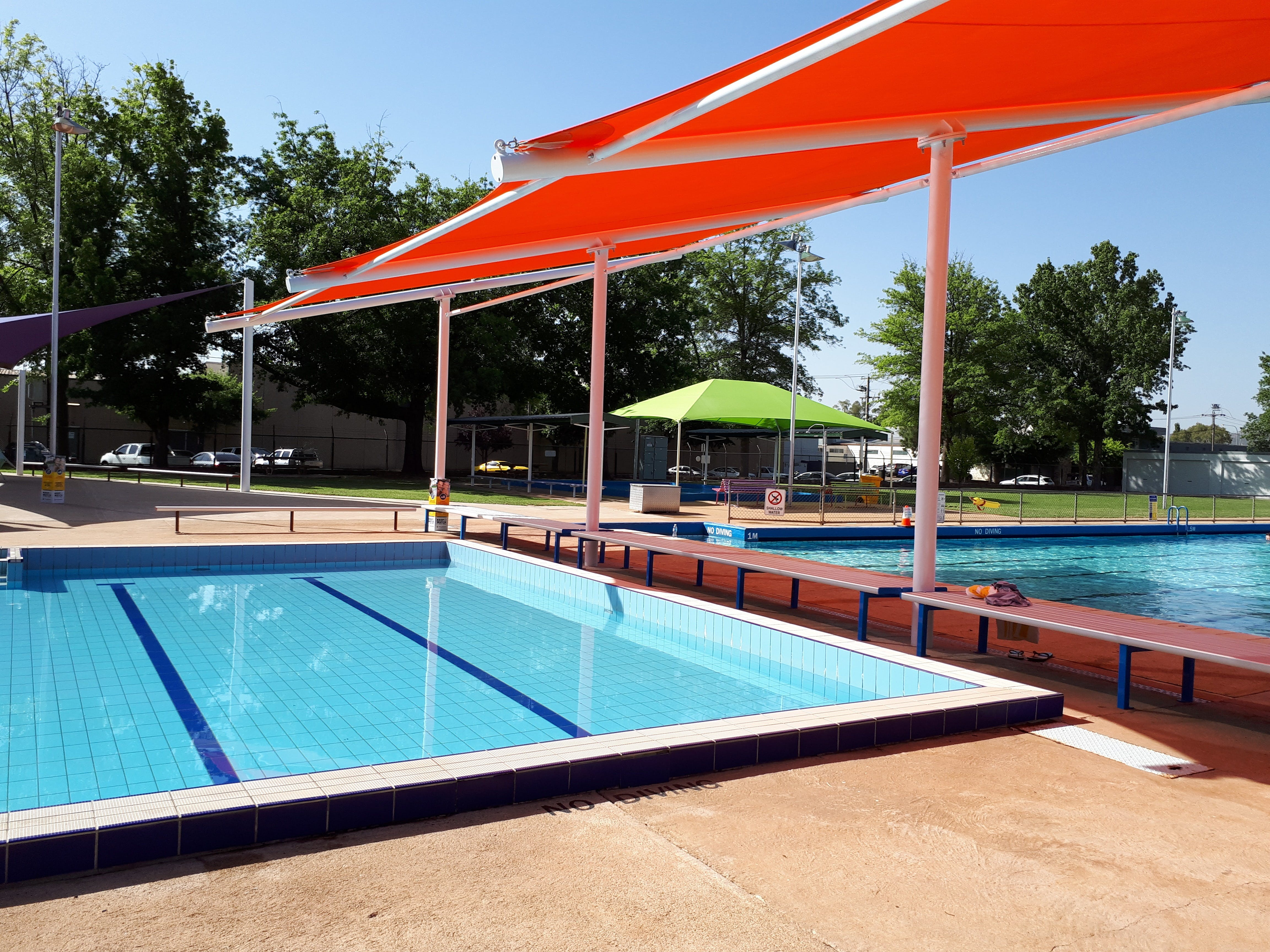 Cootamundra Municipal Swimming Pool - ACT Tourism