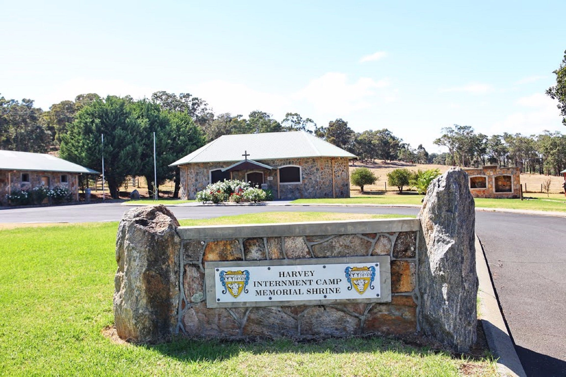 Internment Camp Memorial Shrine - ACT Tourism