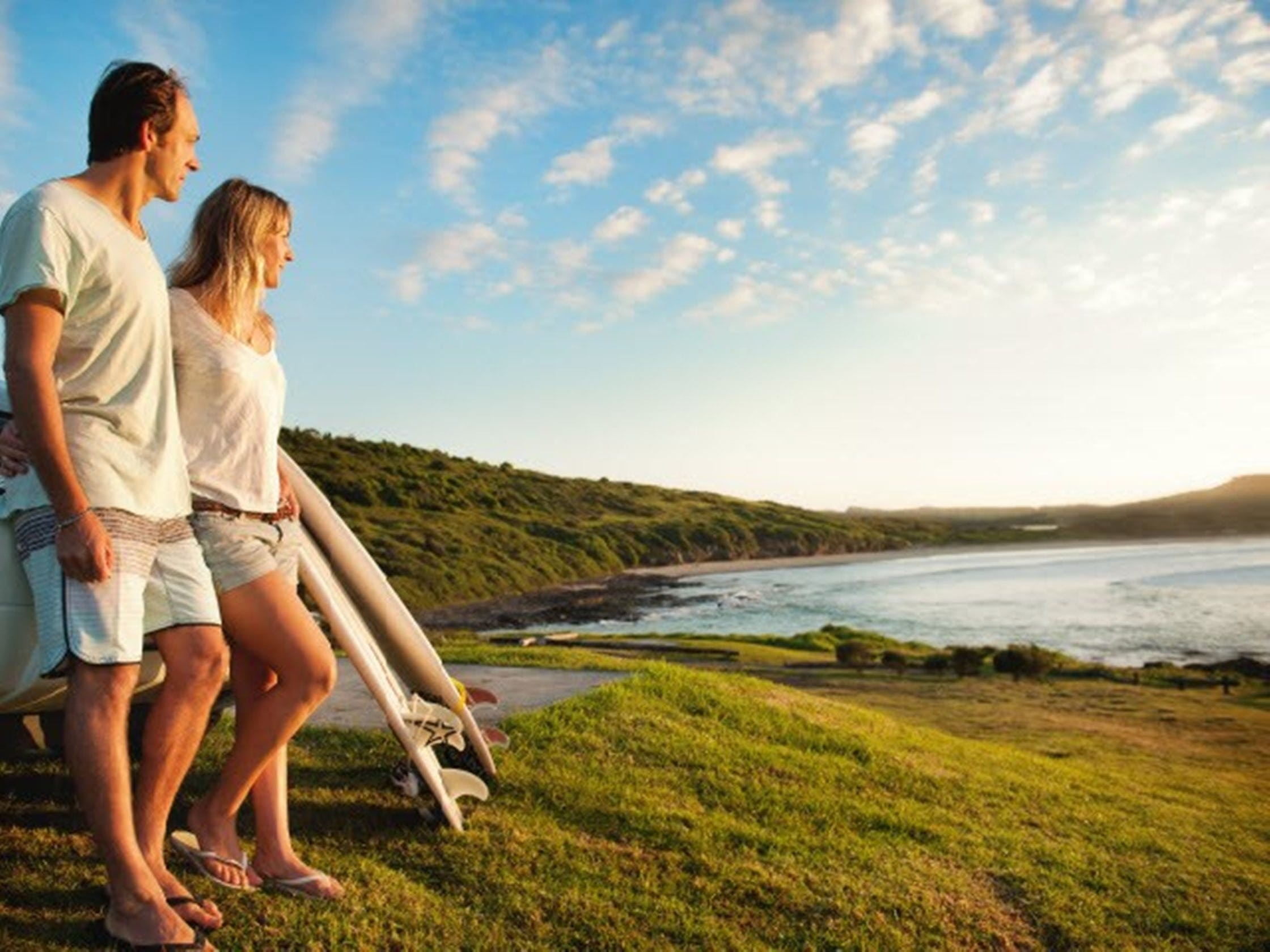 Killalea Reserve - ACT Tourism