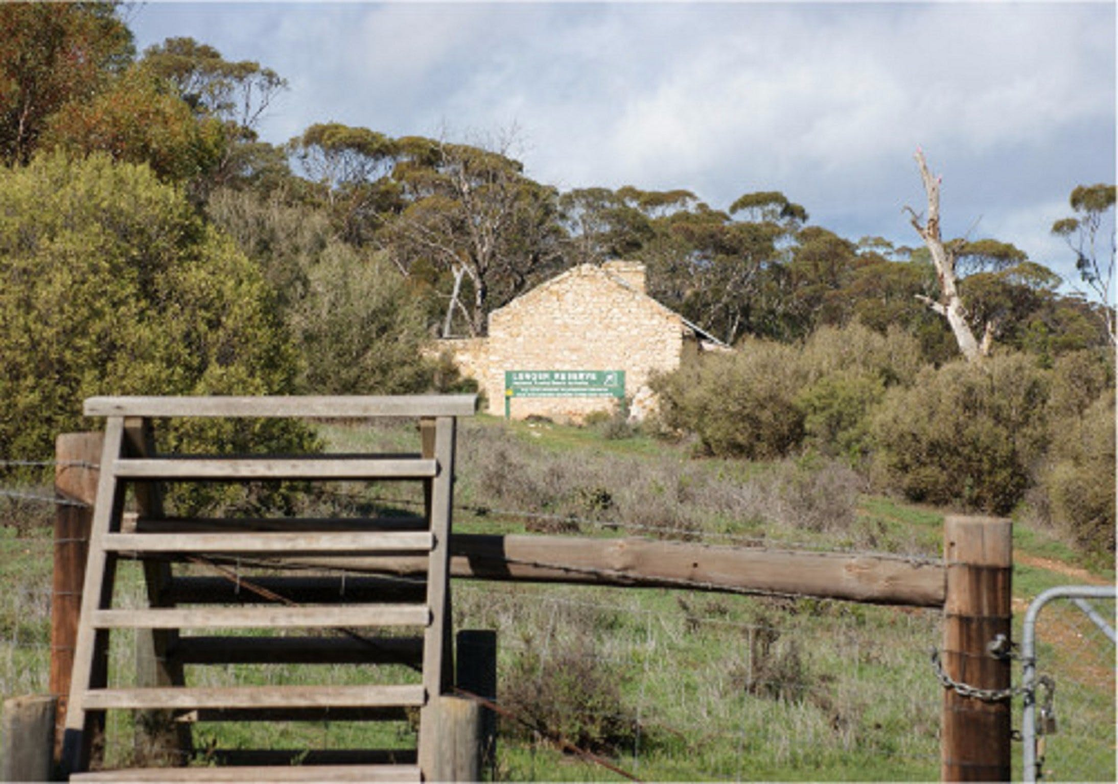 Lenger Reserve - ACT Tourism
