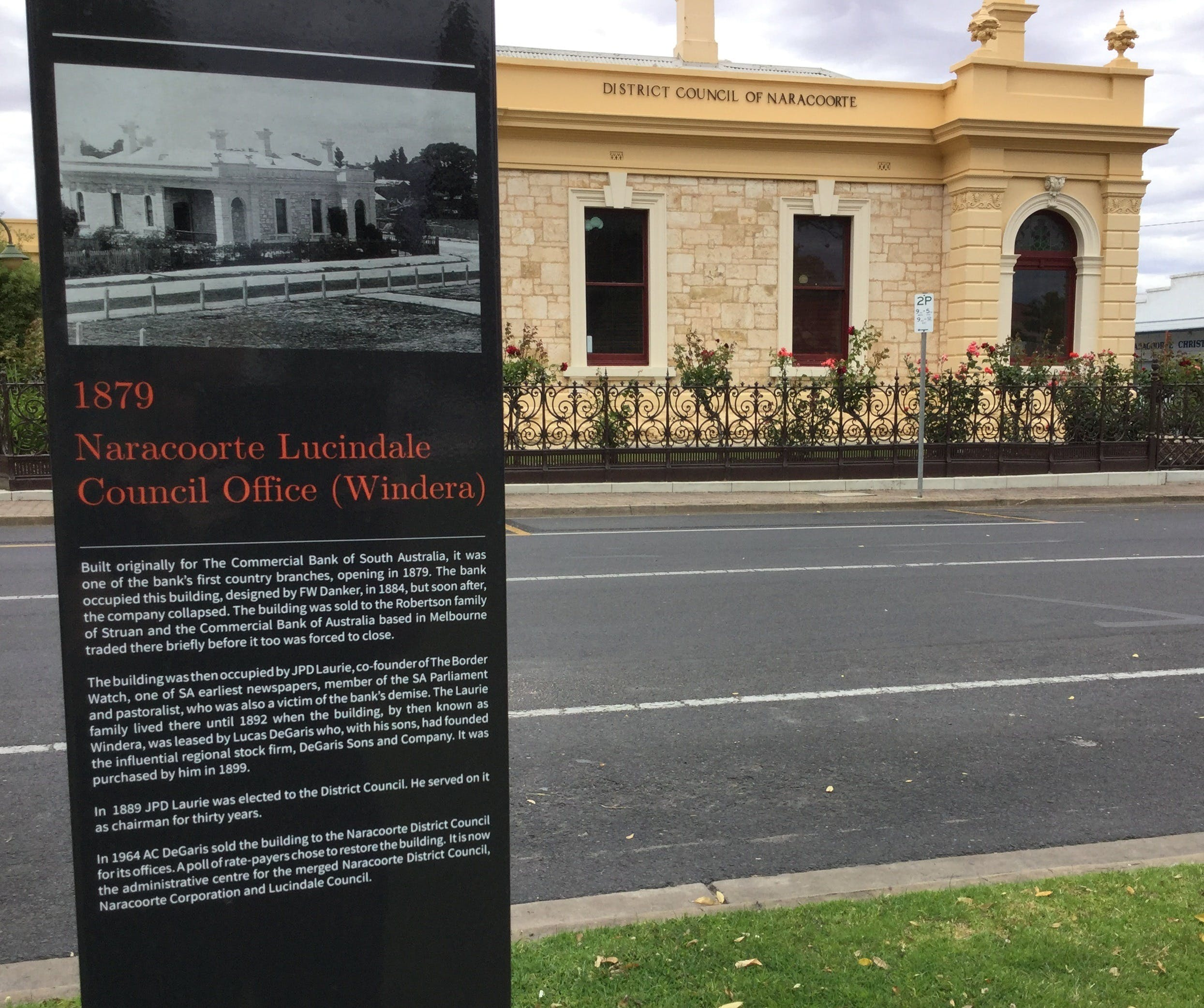 Naracoorte Heritage Trail - ACT Tourism
