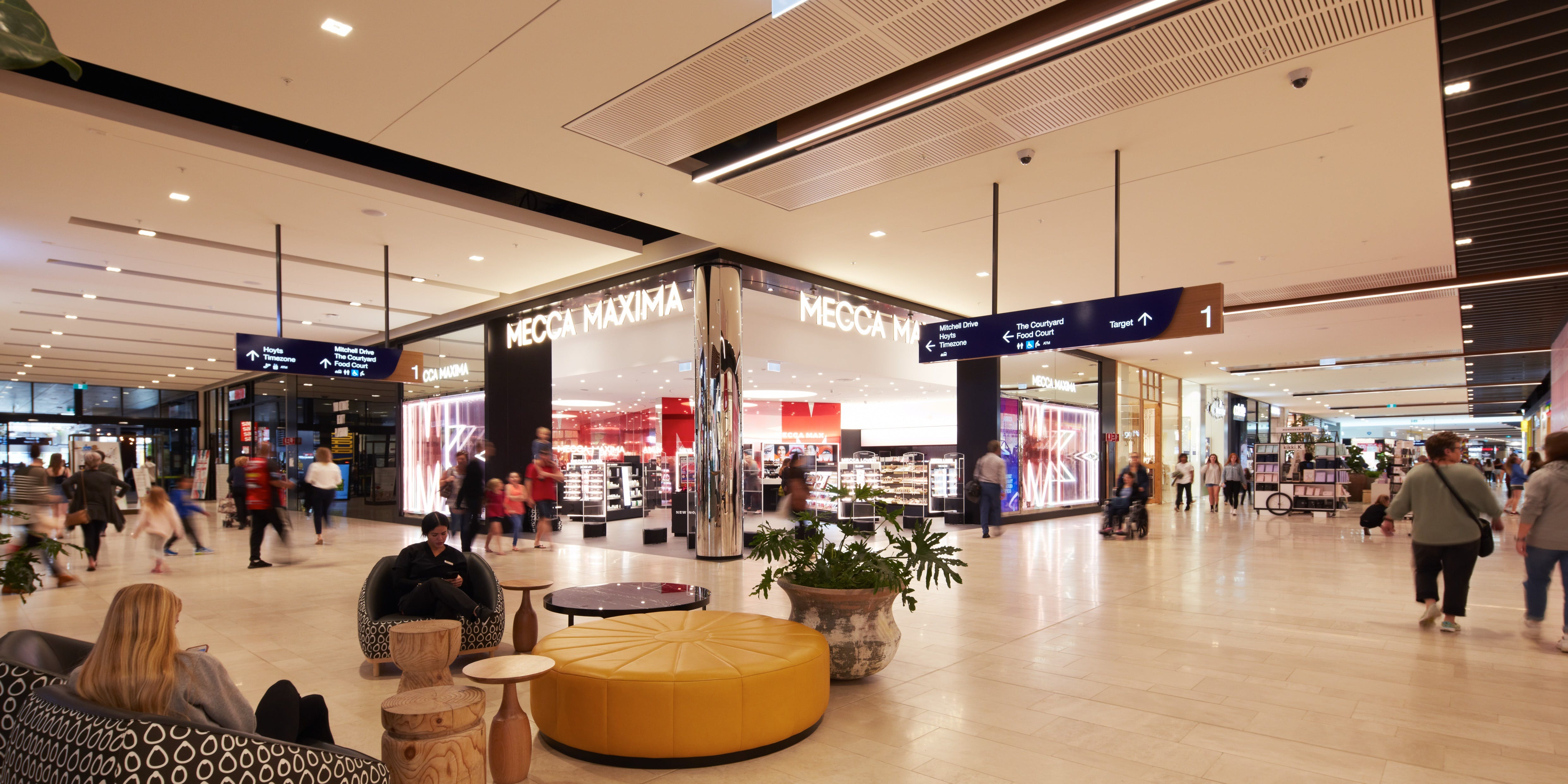 Stockland Green Hills Shopping Centre - ACT Tourism