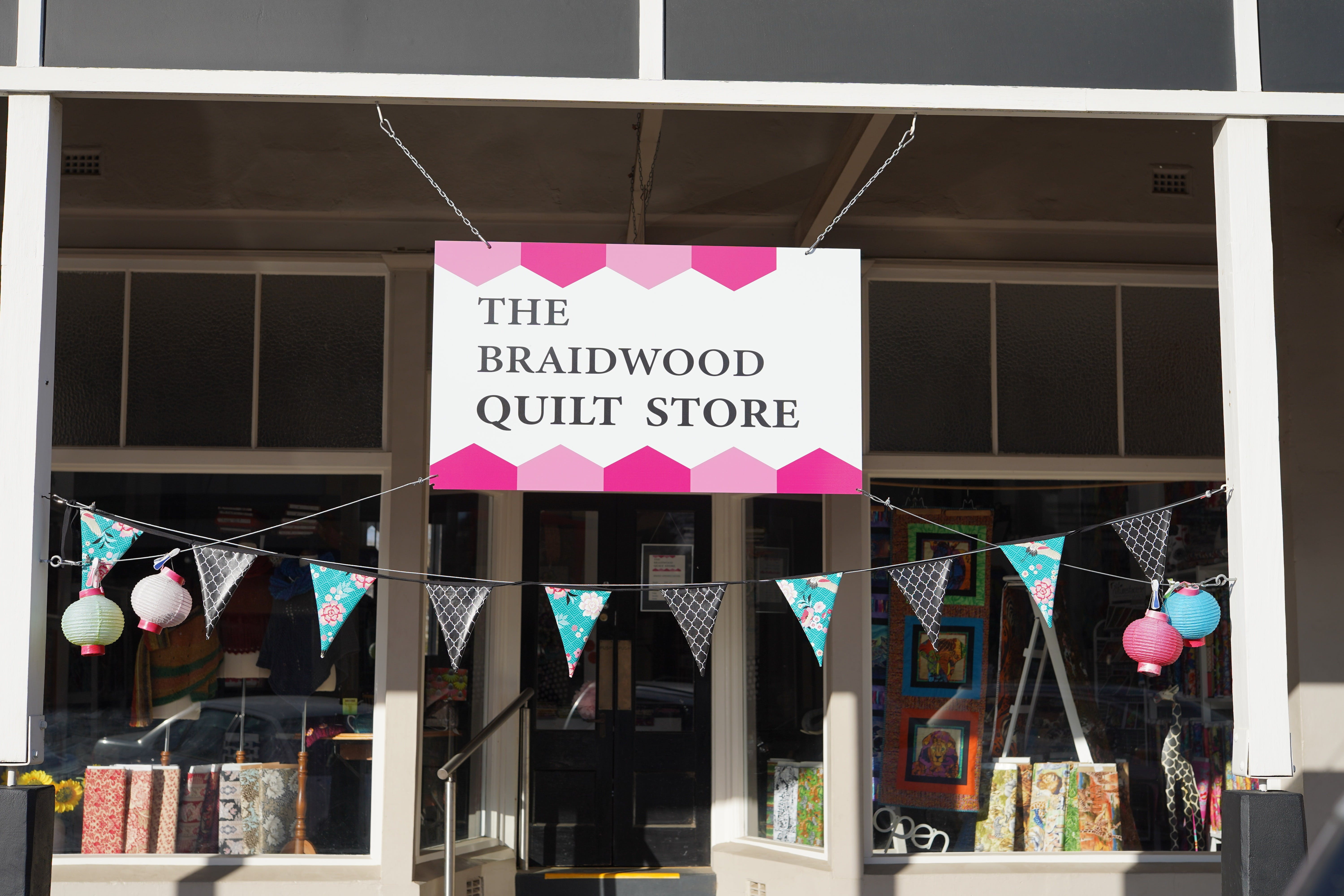 The Braidwood Quilt Store - ACT Tourism