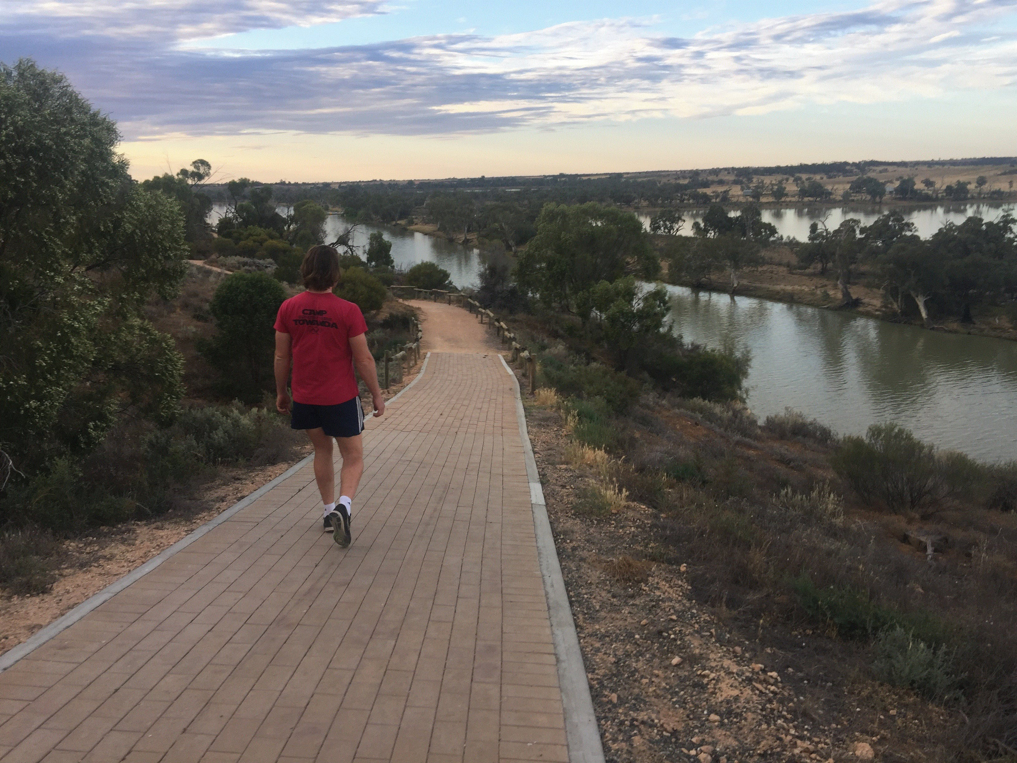 Waikerie Rotary Cliff Top Walk - ACT Tourism
