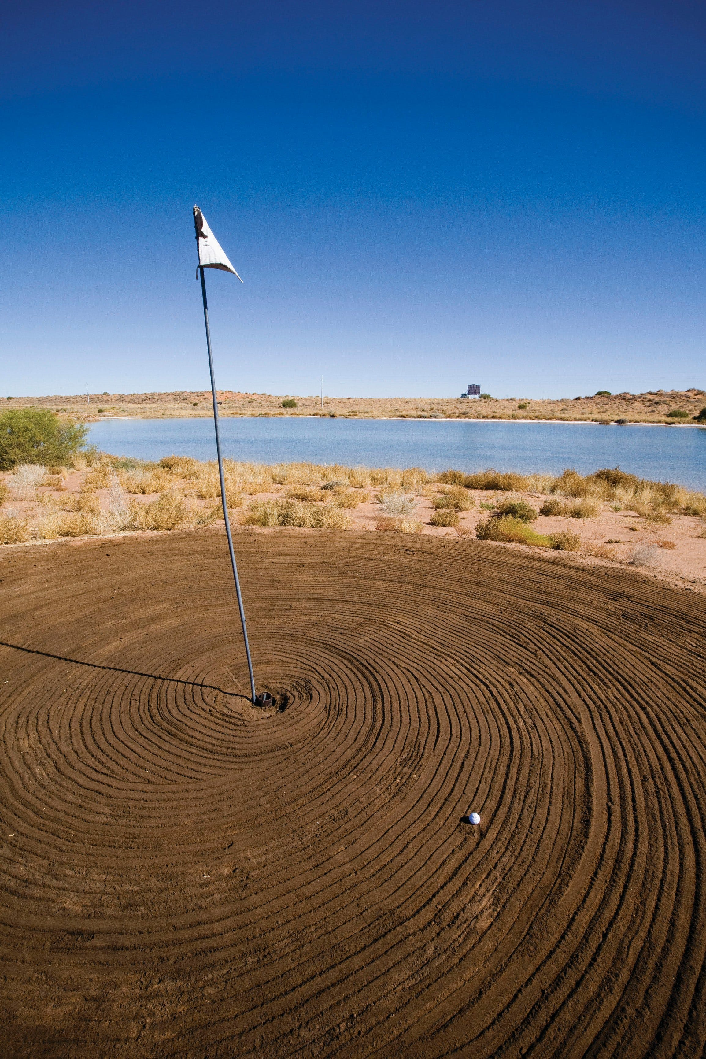 Bedourie Outback Golf Course - ACT Tourism