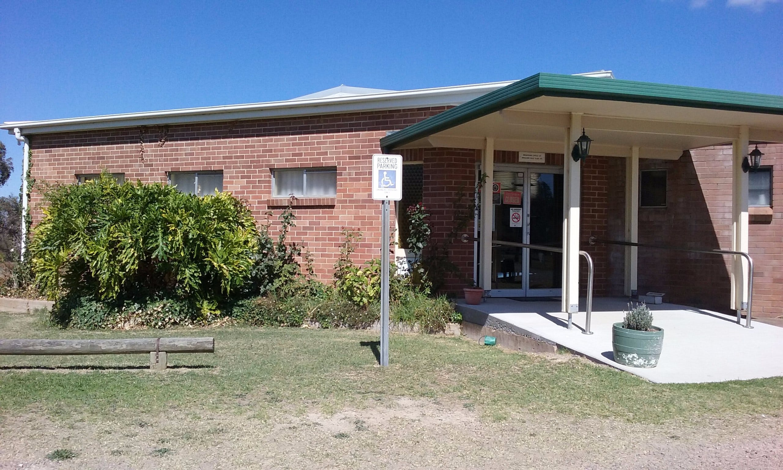 Binalong Community Club - ACT Tourism